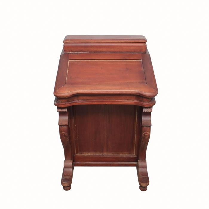 Mahogany Davenport Desk