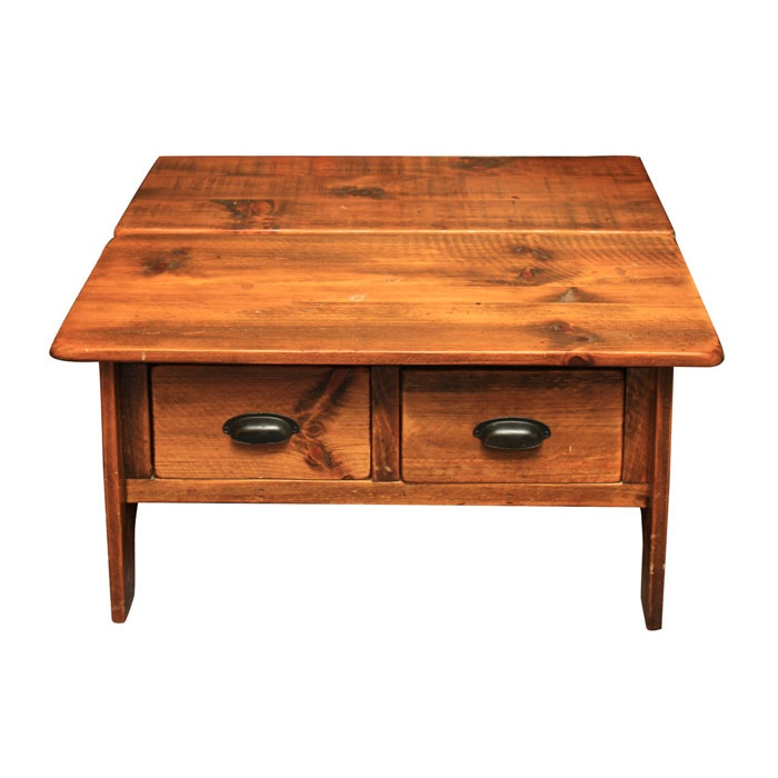 Rustic Pine Coffee Tables