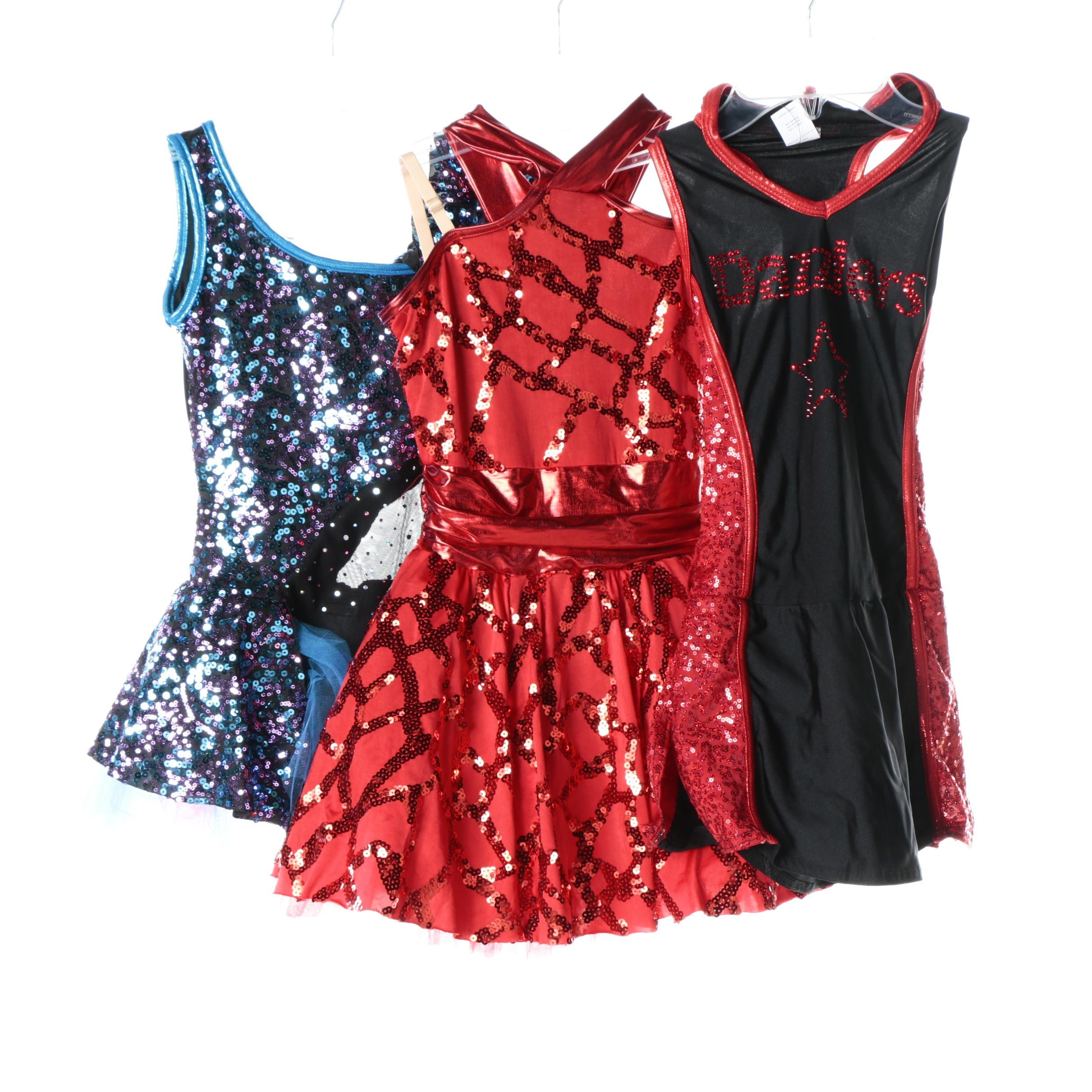 Girl's Dance Costumes