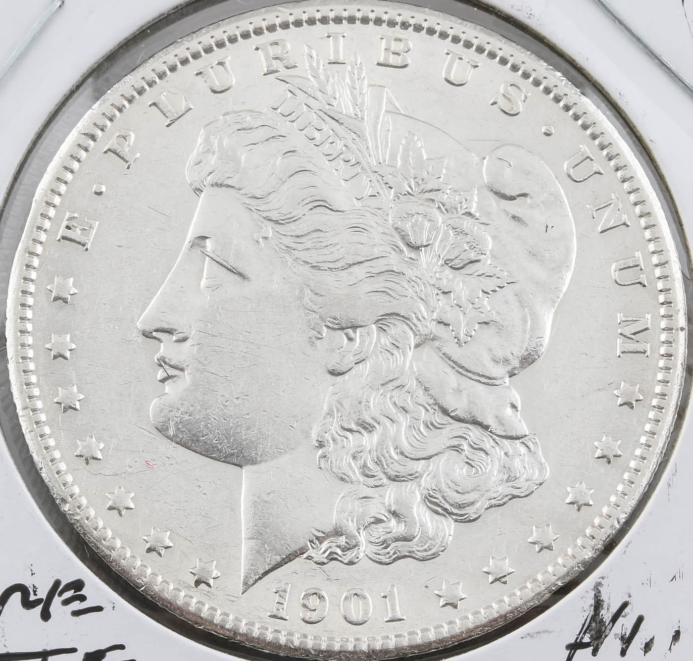 1901-S Silver Morgan Dollar