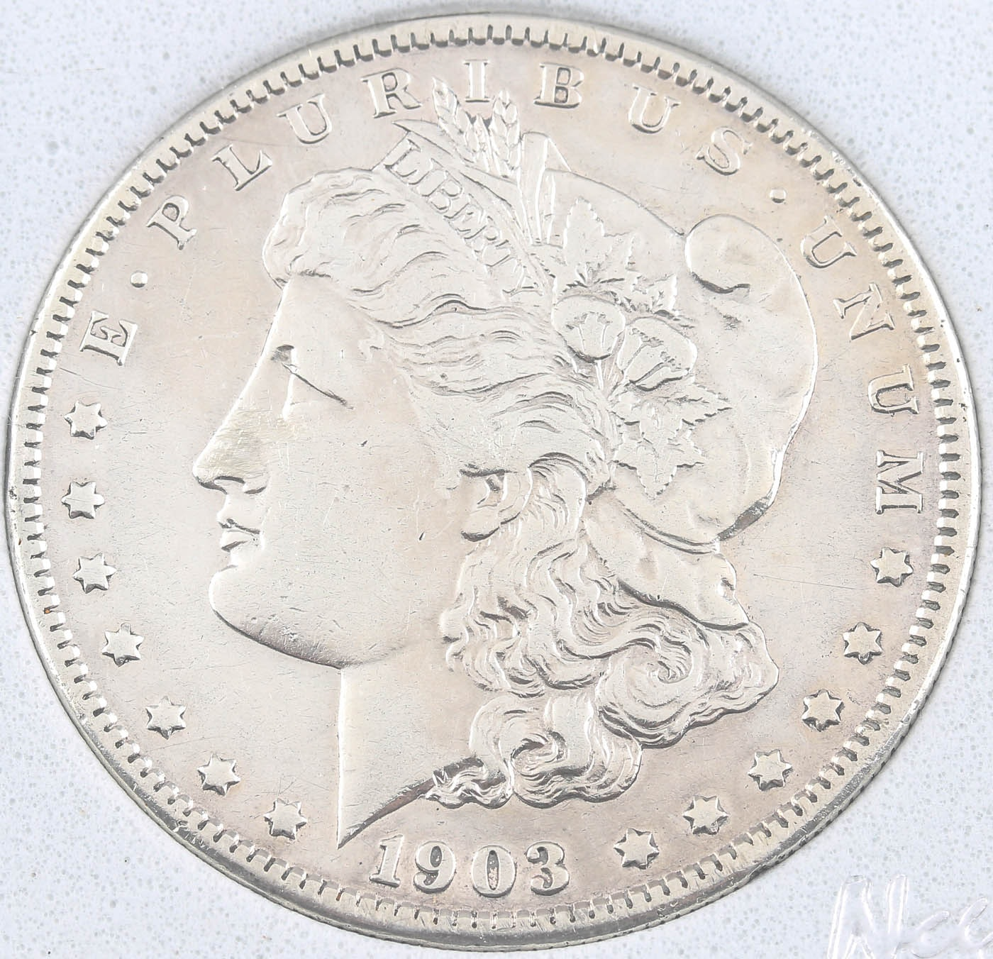 1903-S Silver Morgan Dollar