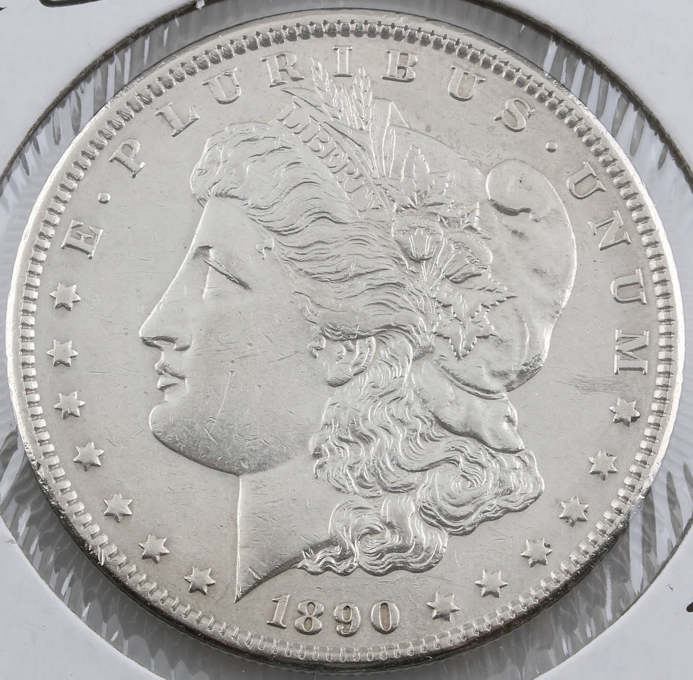 1890 Carson City Silver Morgan Dollar