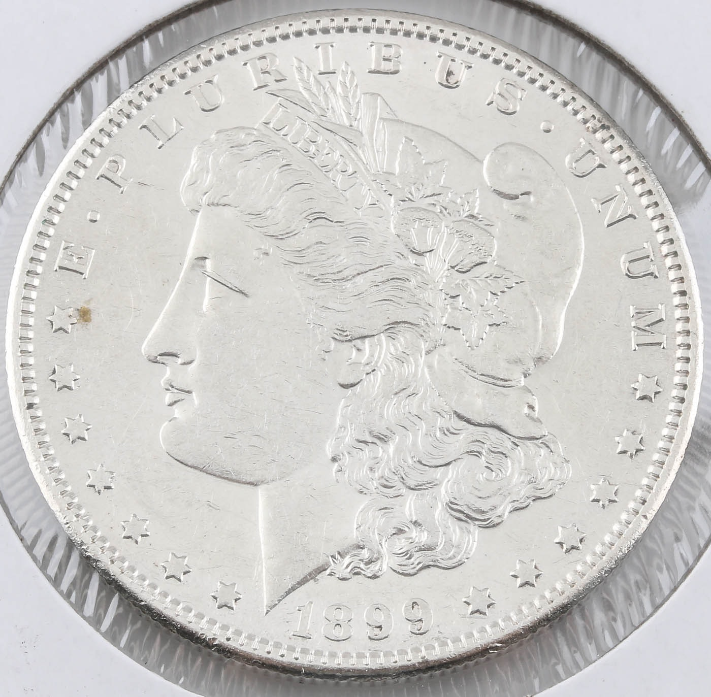 1899-S Silver Morgan Dollar