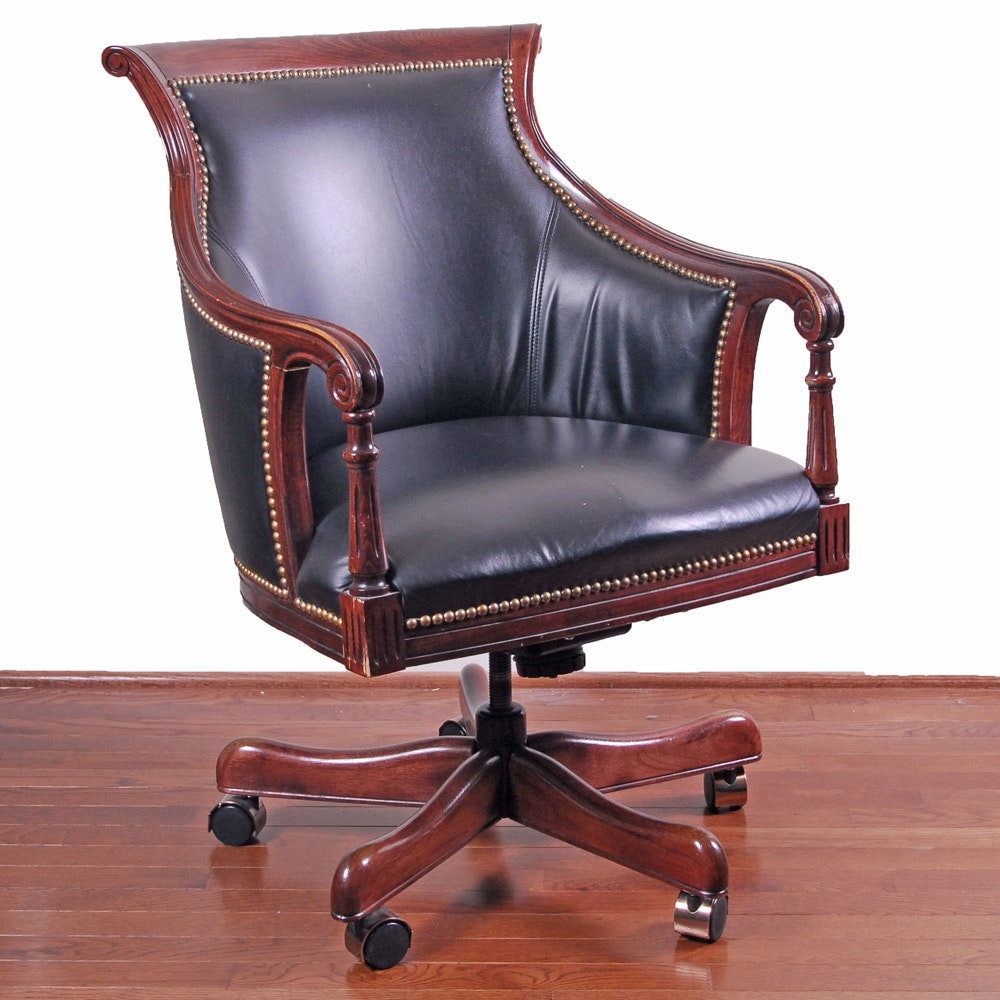 Rolling Office Chair by Fairfield Chair Company