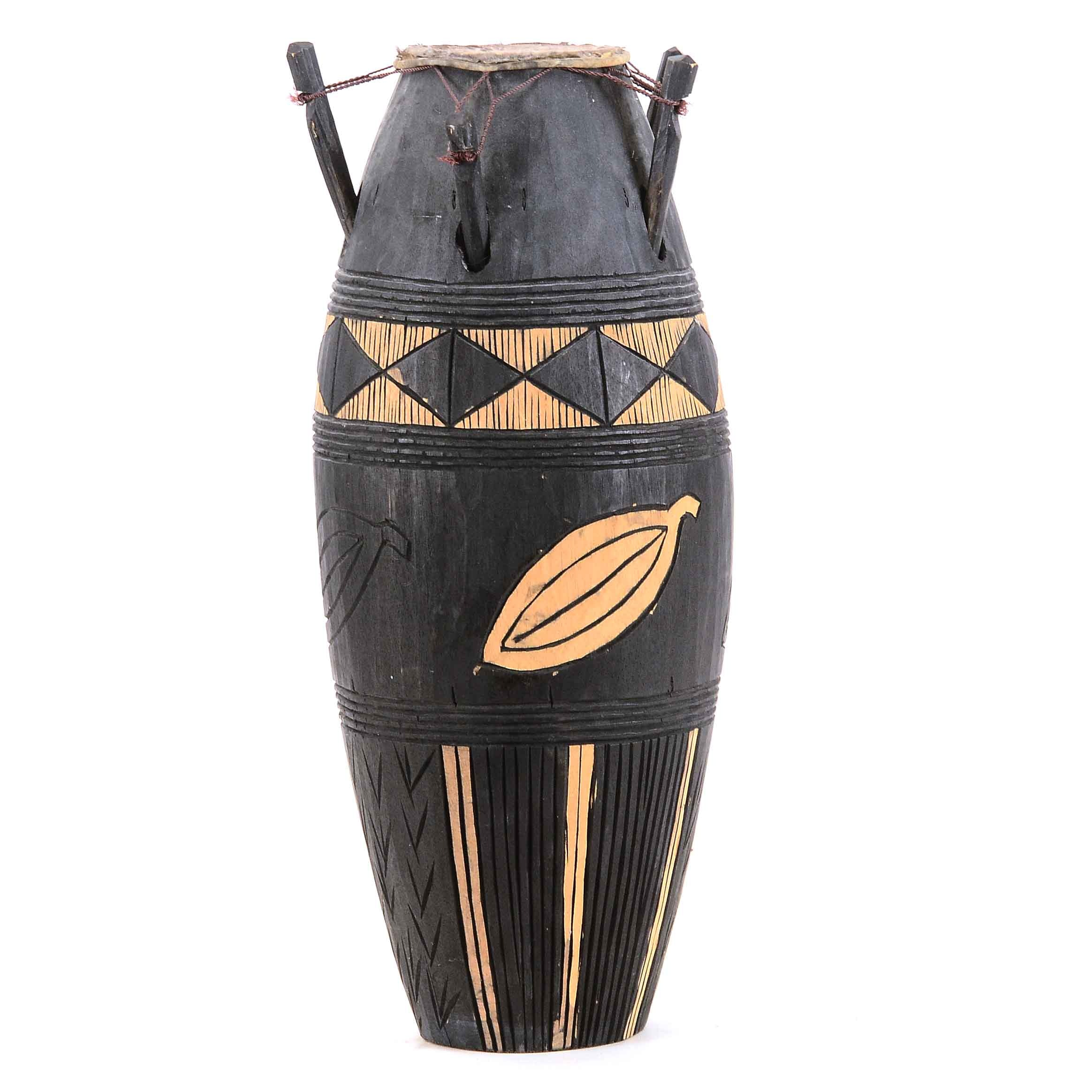Ghanaian Style Drum