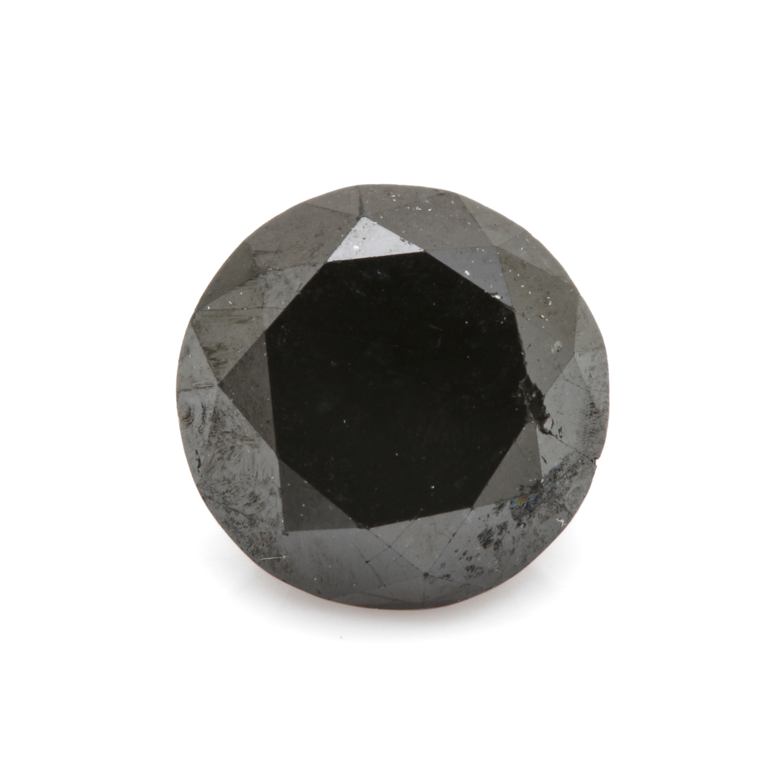 Loose 1.20 CT Black Diamond