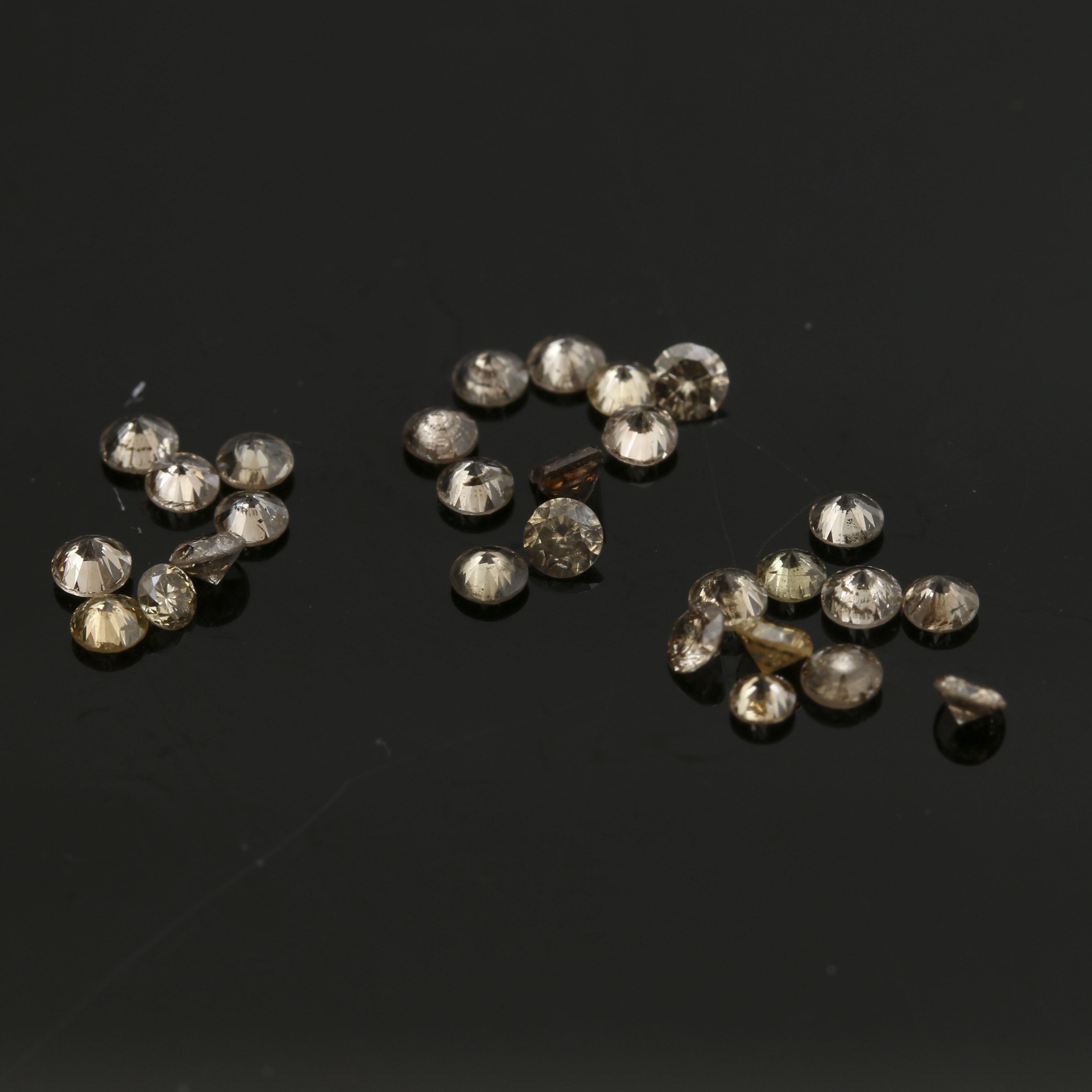 Loose 1.13 CTW Diamond Assortment
