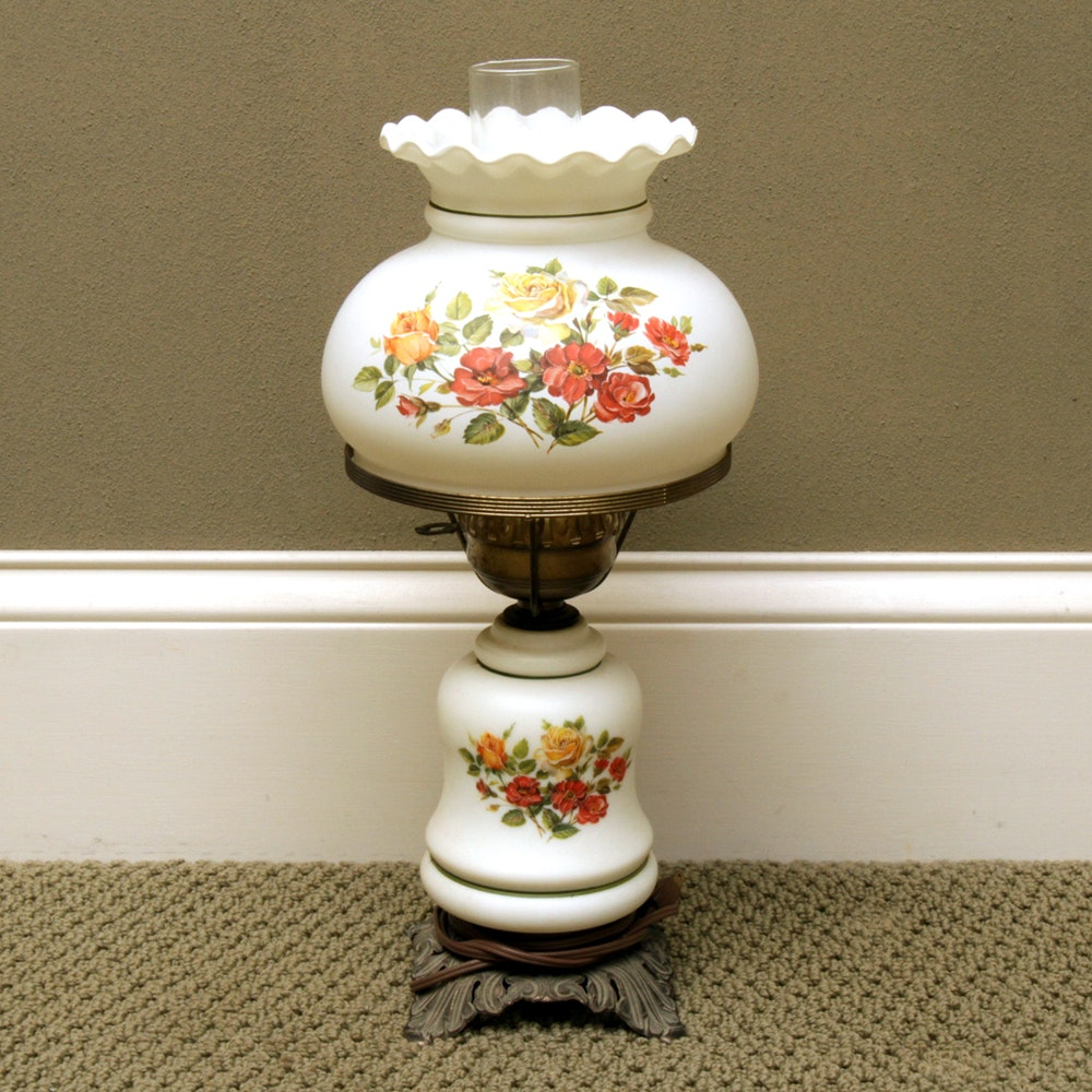 Victorian Style Table Lamp