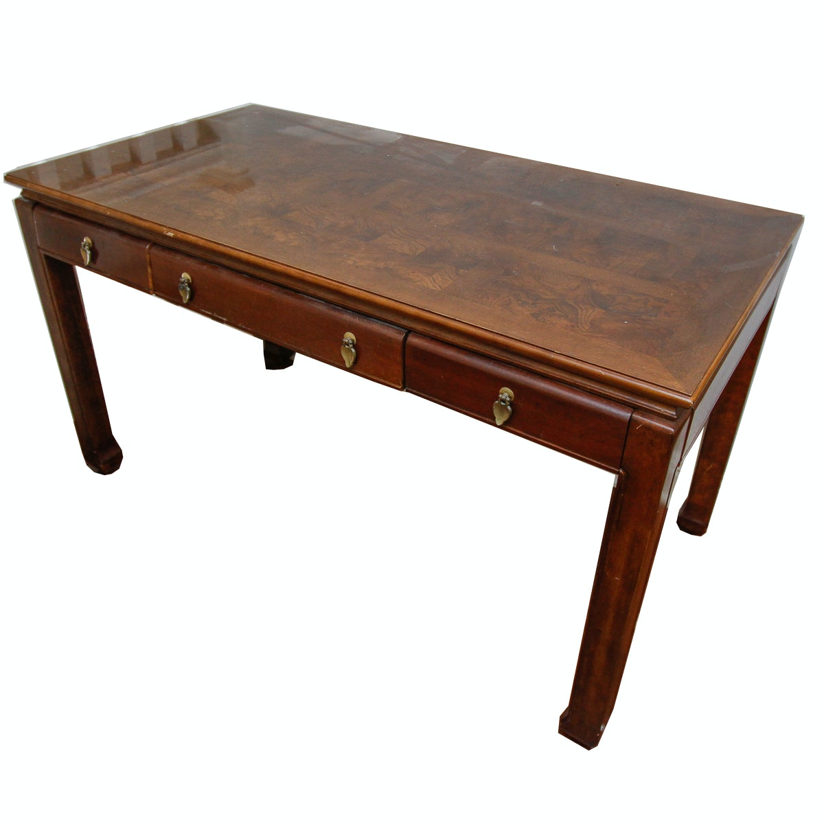 Asian Inspired Writing Table