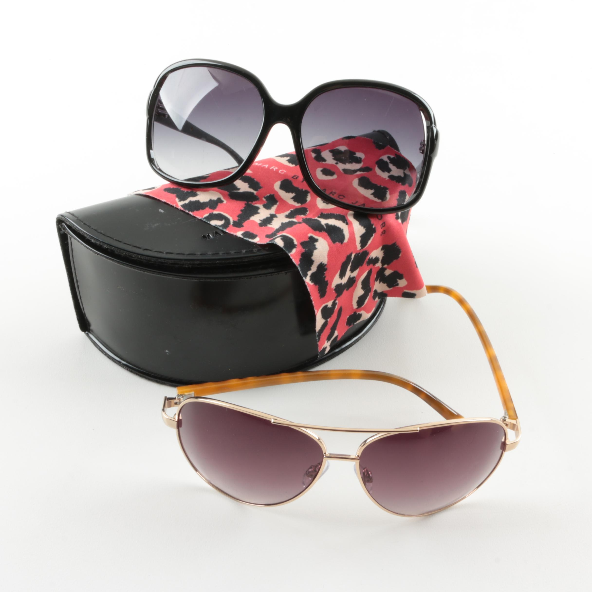Marc by Marc Jacobs and O by Oscar De La Renta Sunglasses