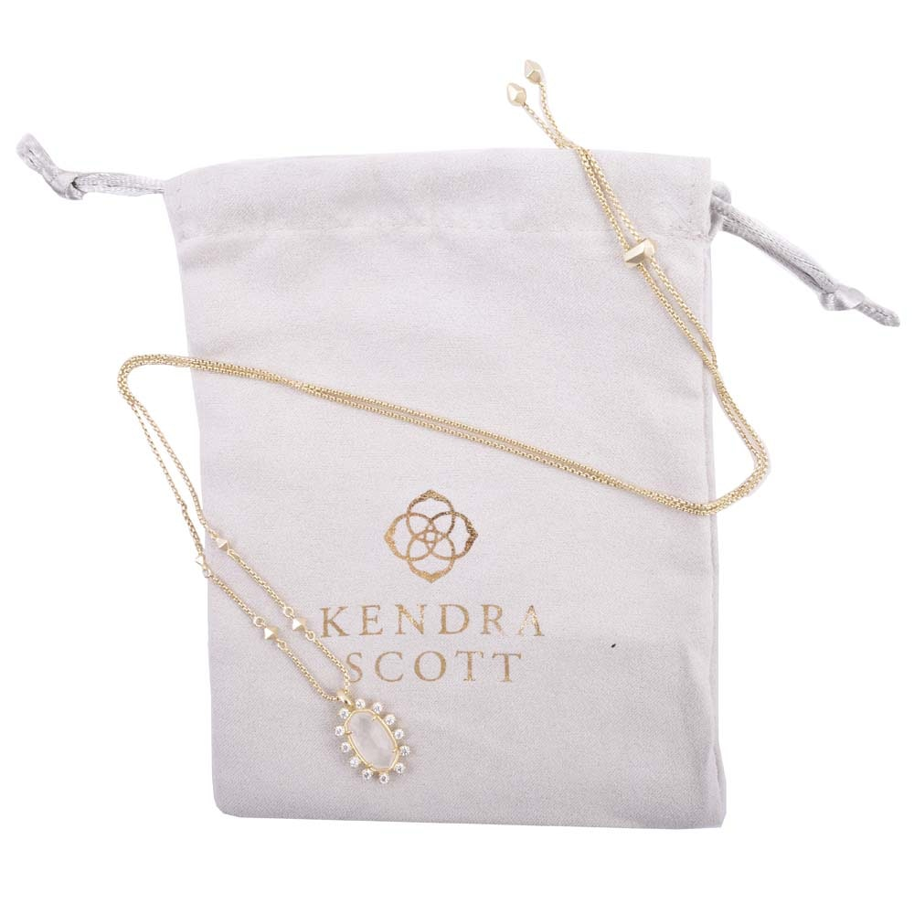 Kendra Scott Mother of Pearl Necklace