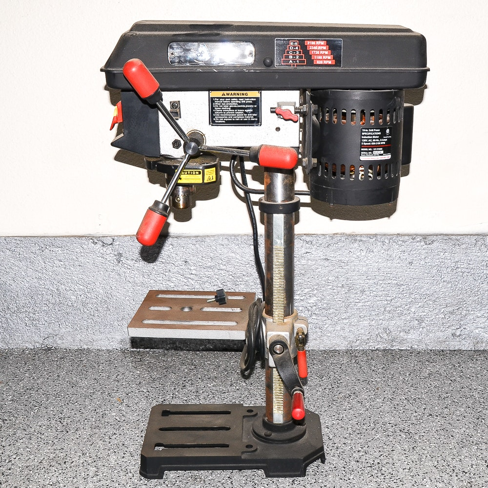 "Craftsman 10"" Drill Press"
