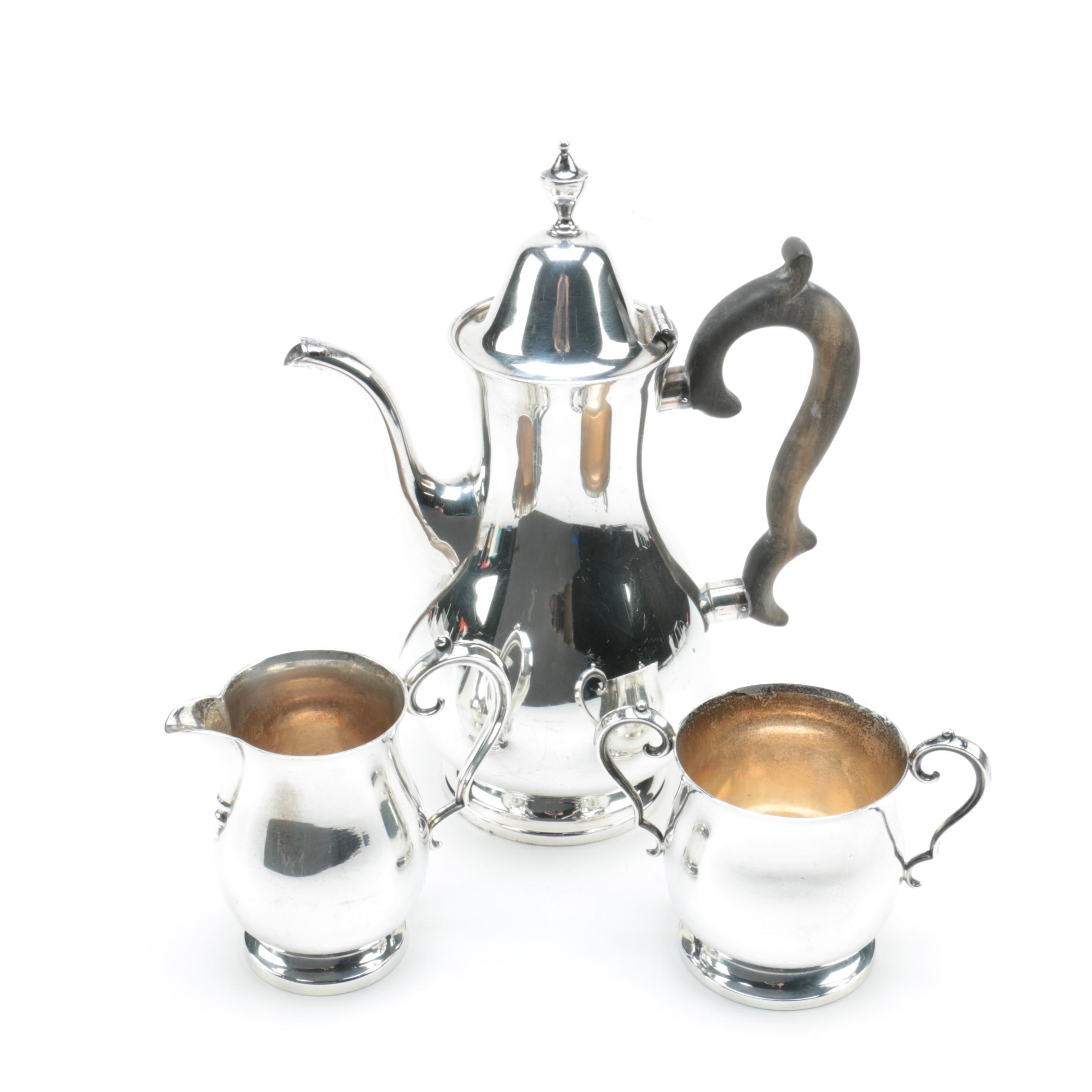 Ellmore Silver Sterling Silver Coffee Service