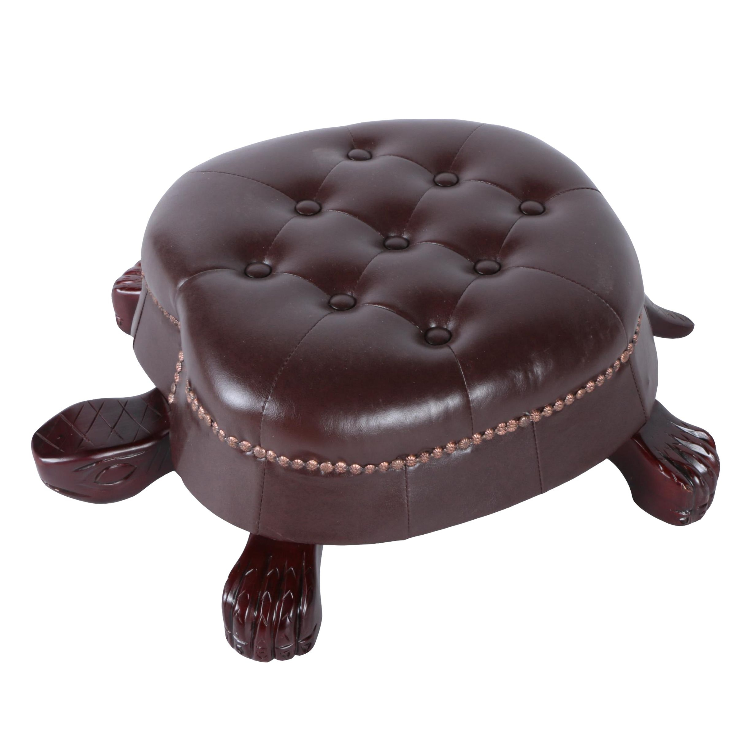 Turtle Footstool