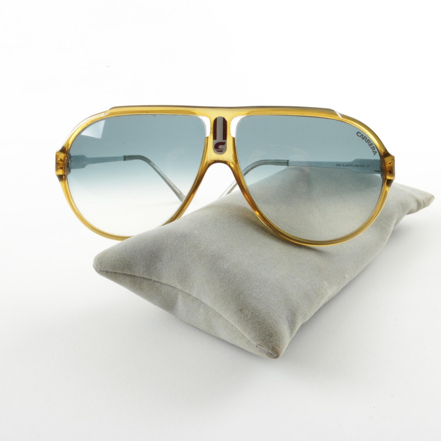 eac8f20ab4 Vintage Carrera Aviator Sunglasses   EBTH