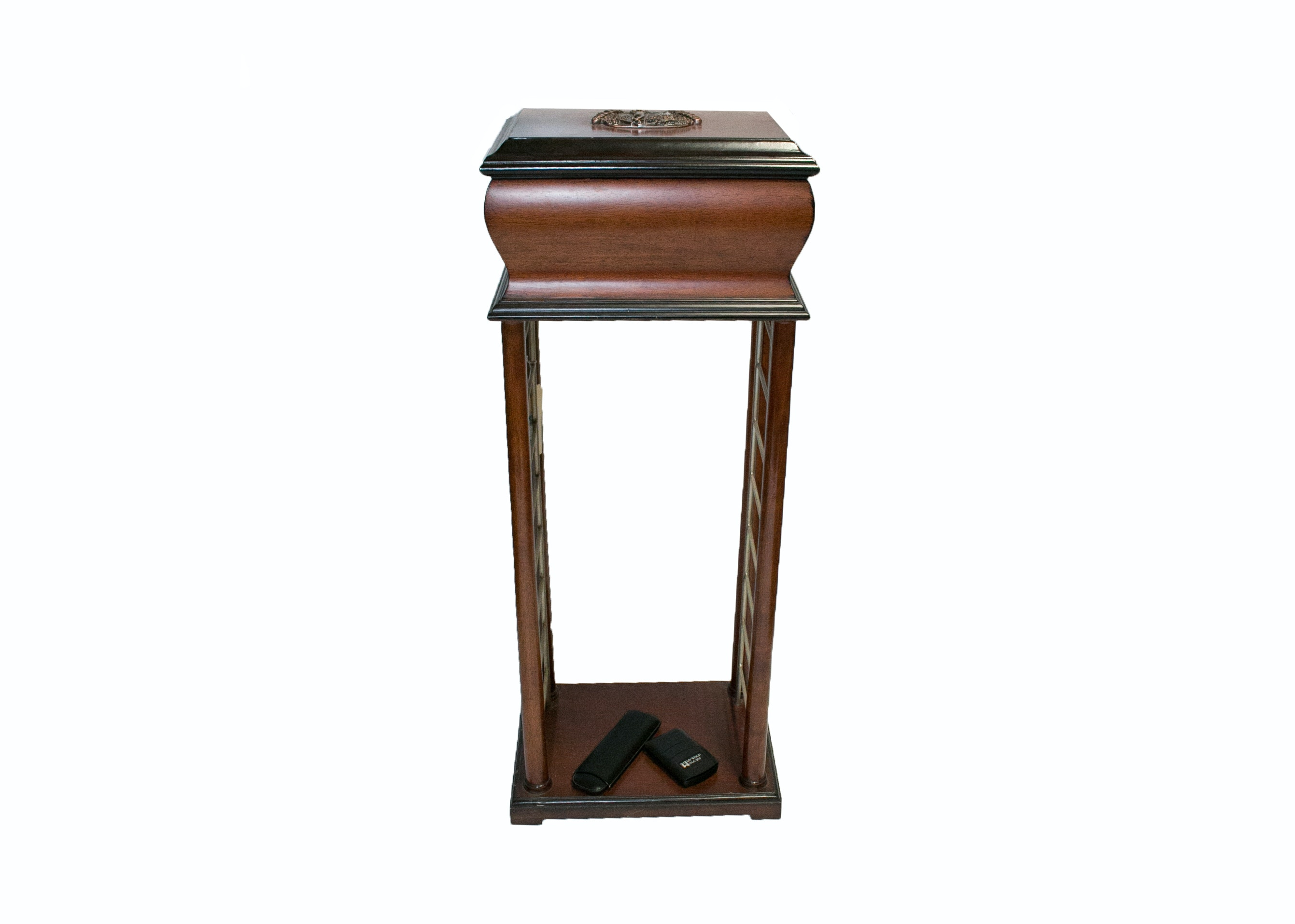 Humidor Box on Stand