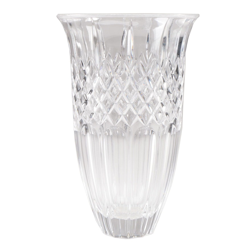 Marquis By Waterford Crystal Shelton Vase Ebth