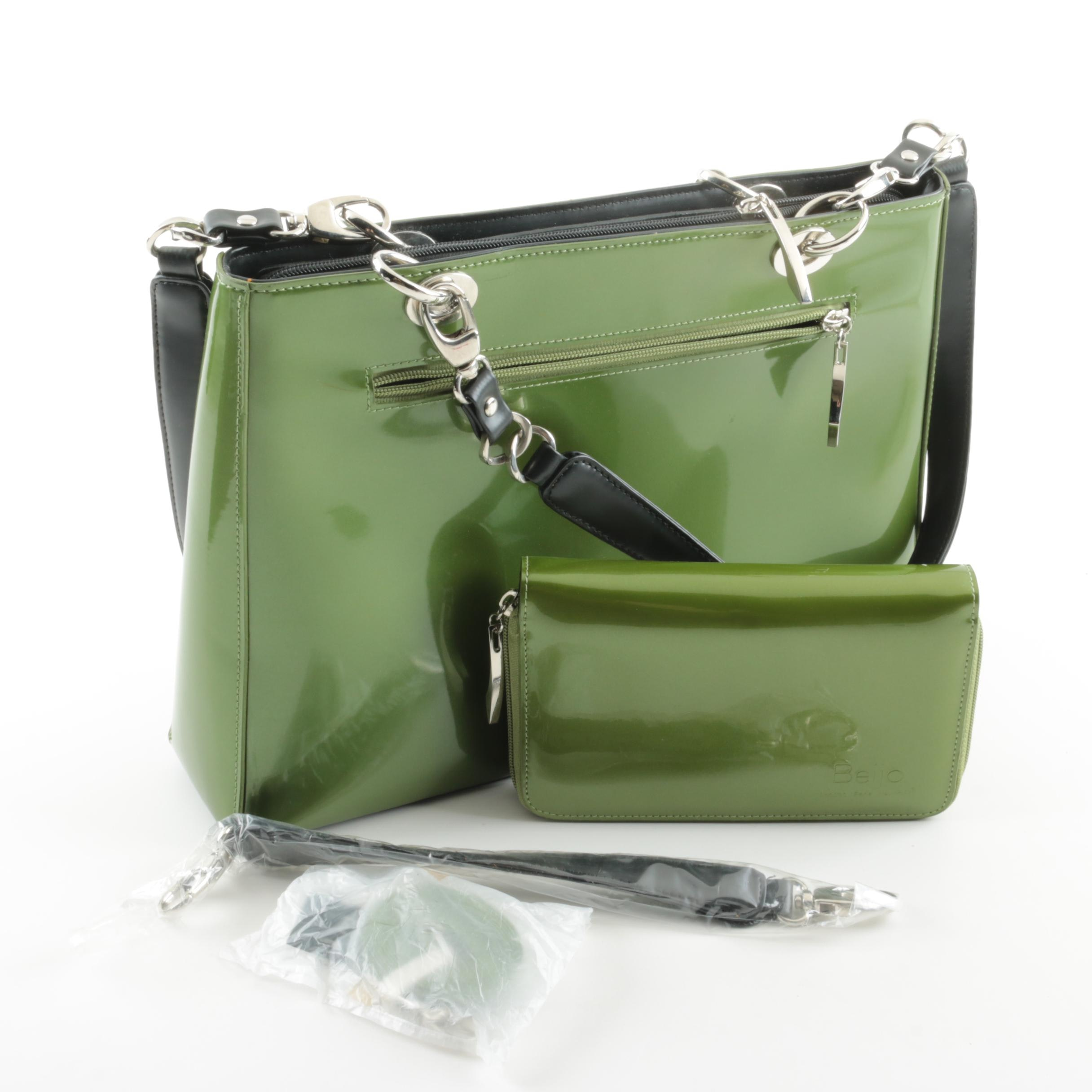 Beijo Handbag with Matching Wallet