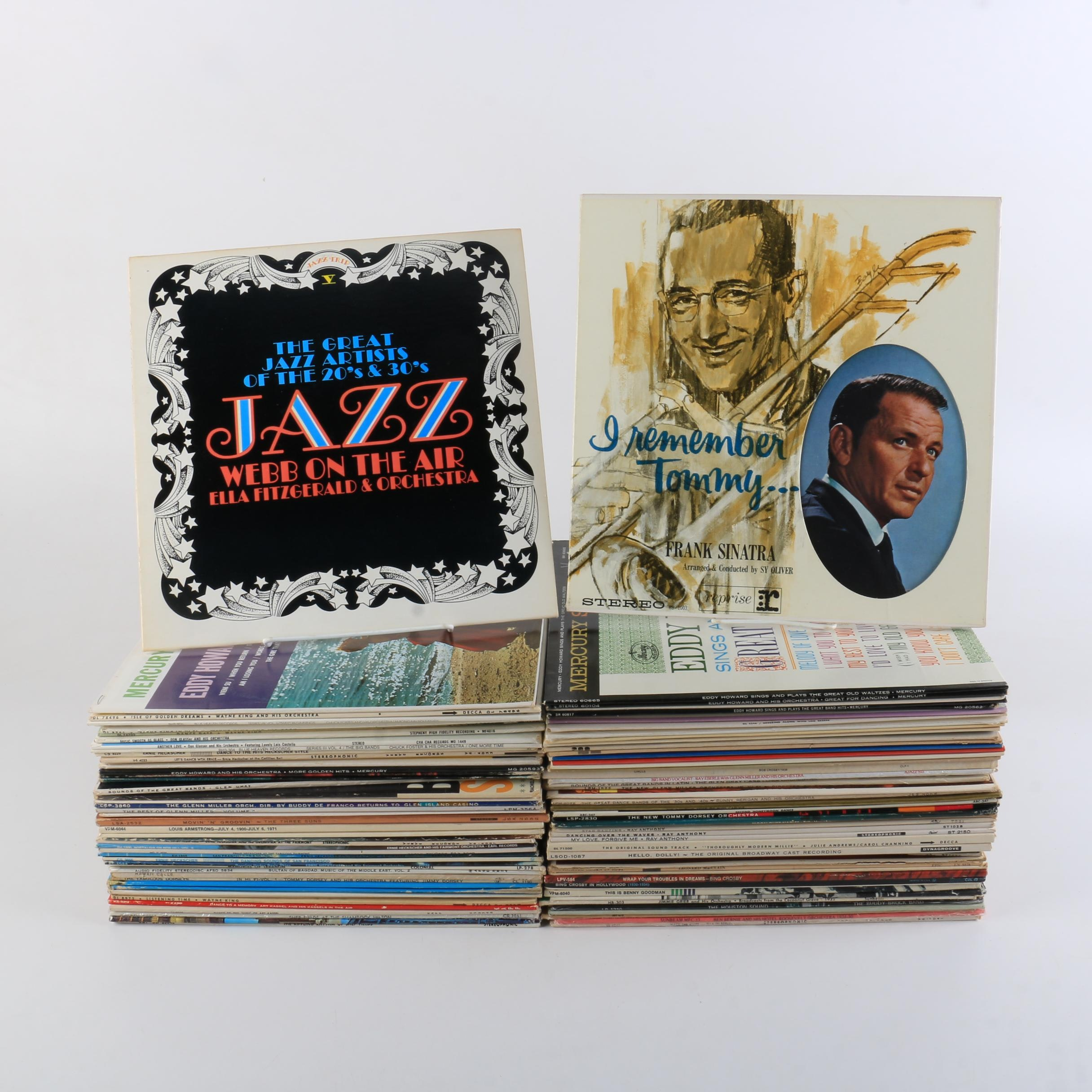Jazz and Big Band Records