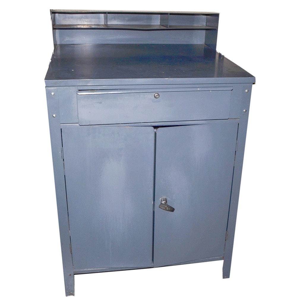 Metal Garage Cabinet