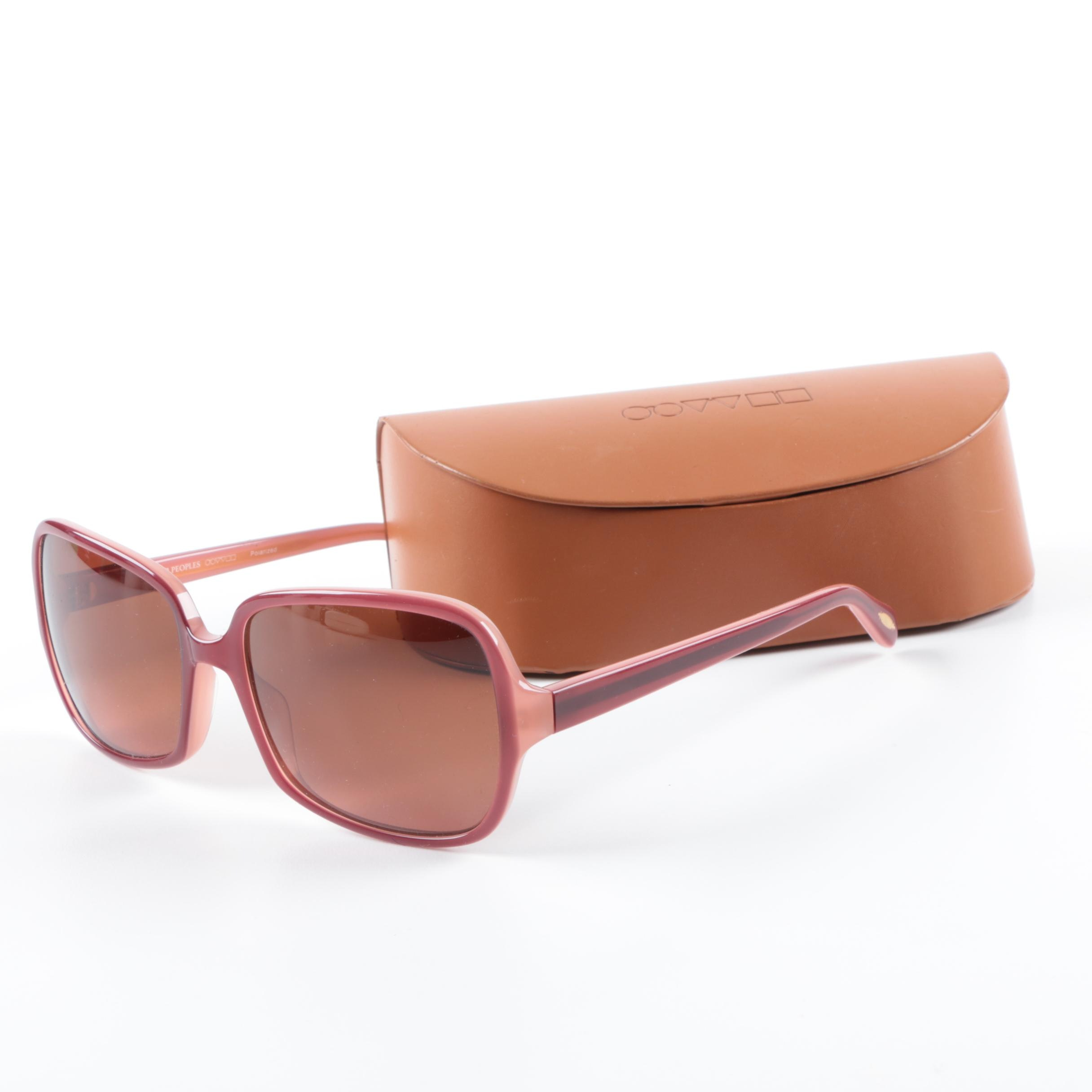 Oliver Peoples Francisca Sunglasses