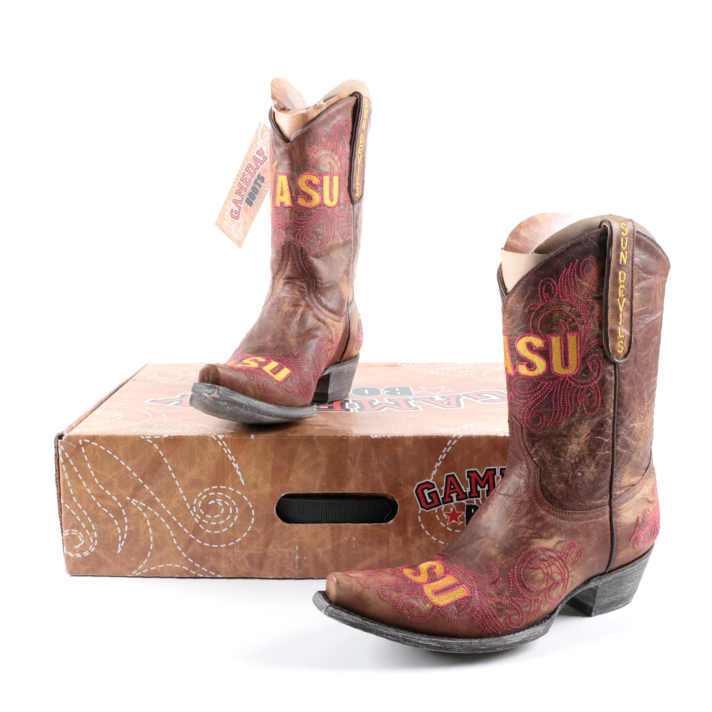 Women's Gameday Arizona State University Boots
