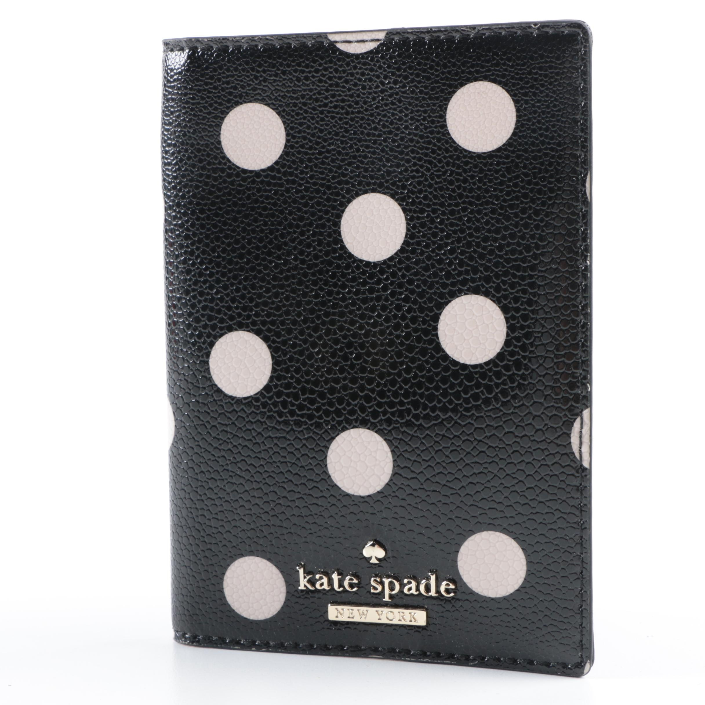 Kate Spade Cedar Street Dot Passport Holder