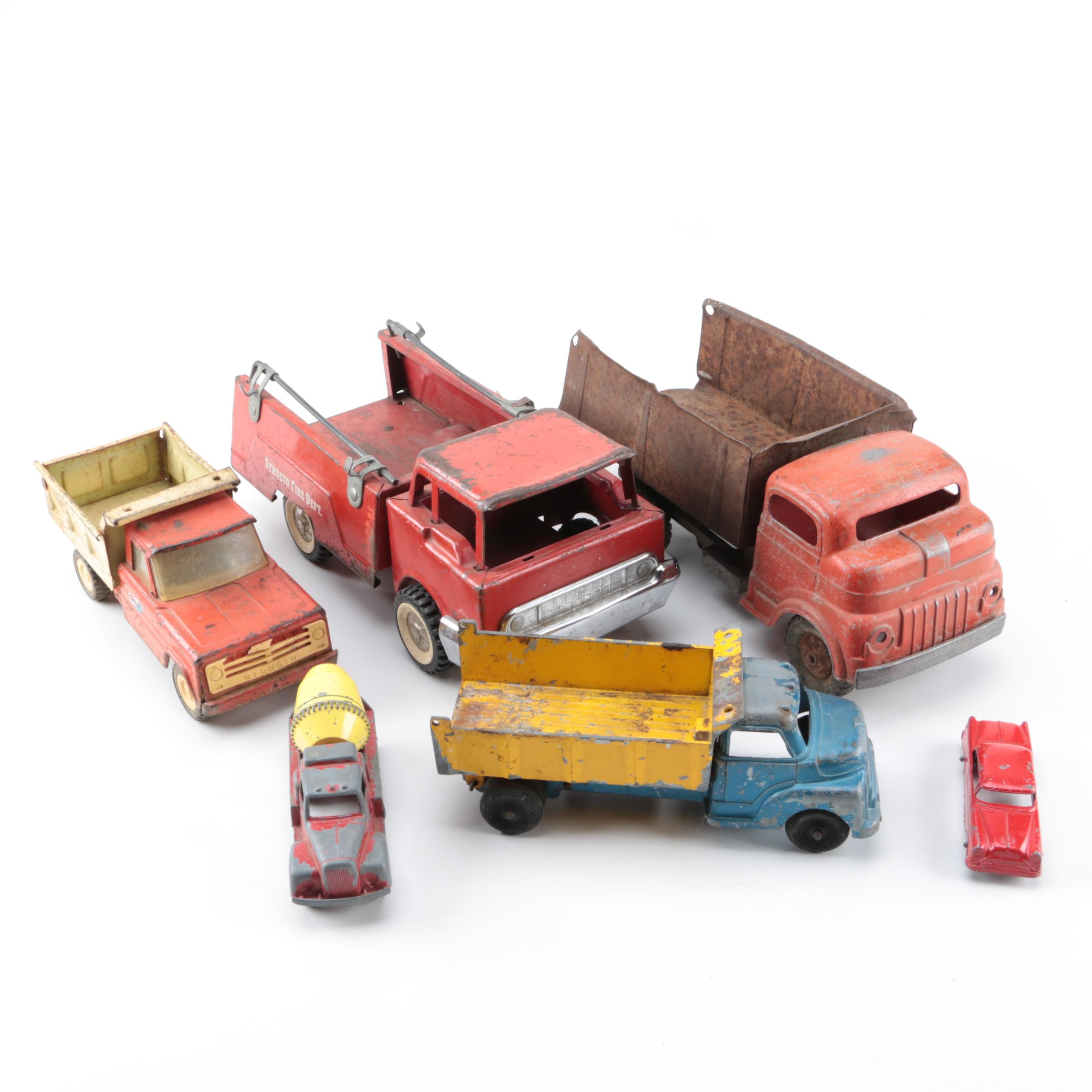 Die-Cast Trucks