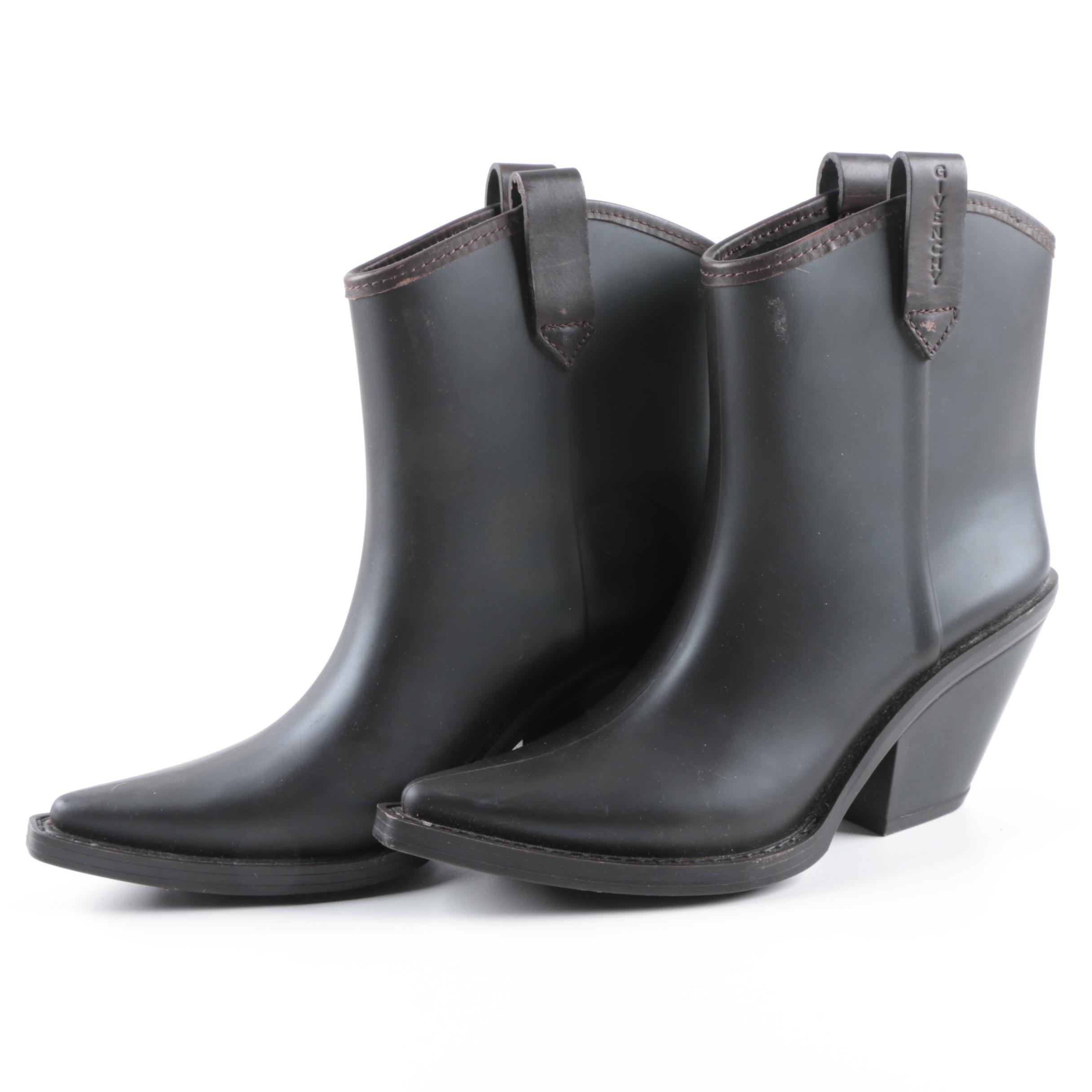 Givenchy Western Rain Boots