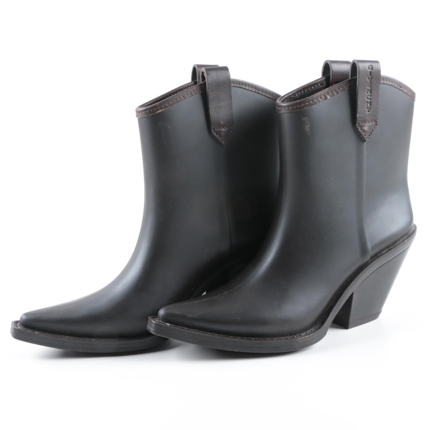 clearance online fake high quality buy online Givenchy Western Rain Boots cheap sale geniue stockist cheap sale view XZDn00ZO