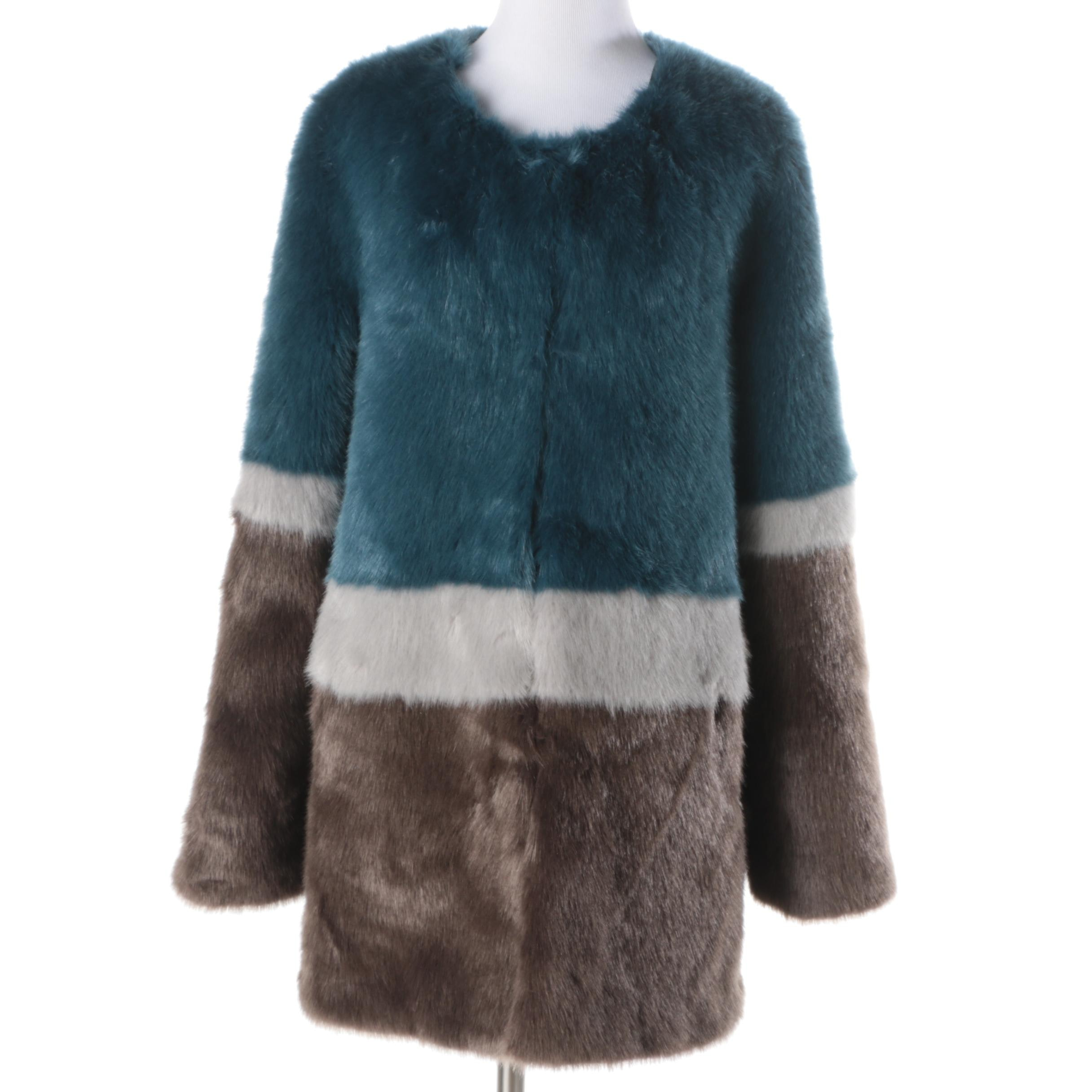 Women's Molliolli Faux Fur Jacket