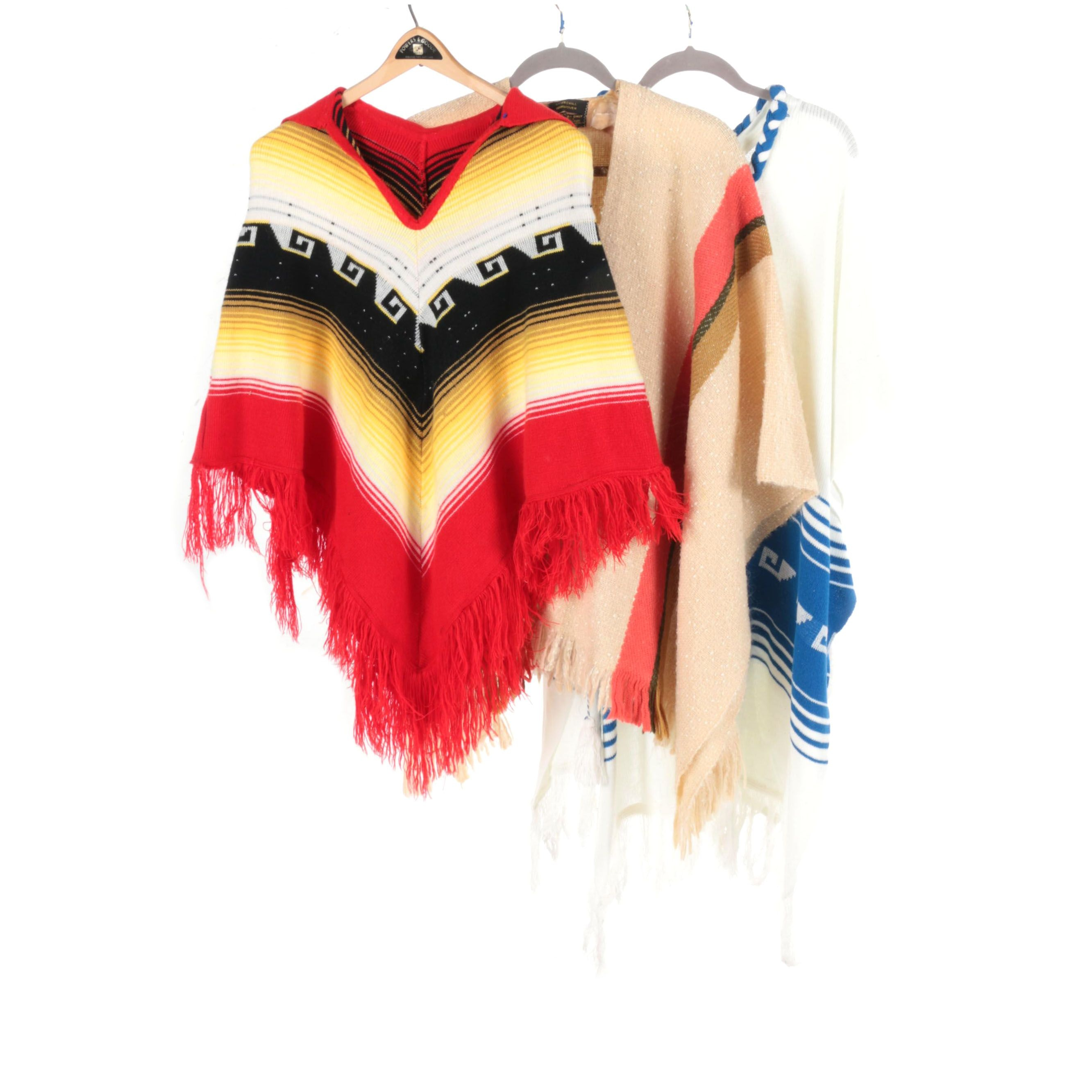 Ponchos Including Wildfox Couture
