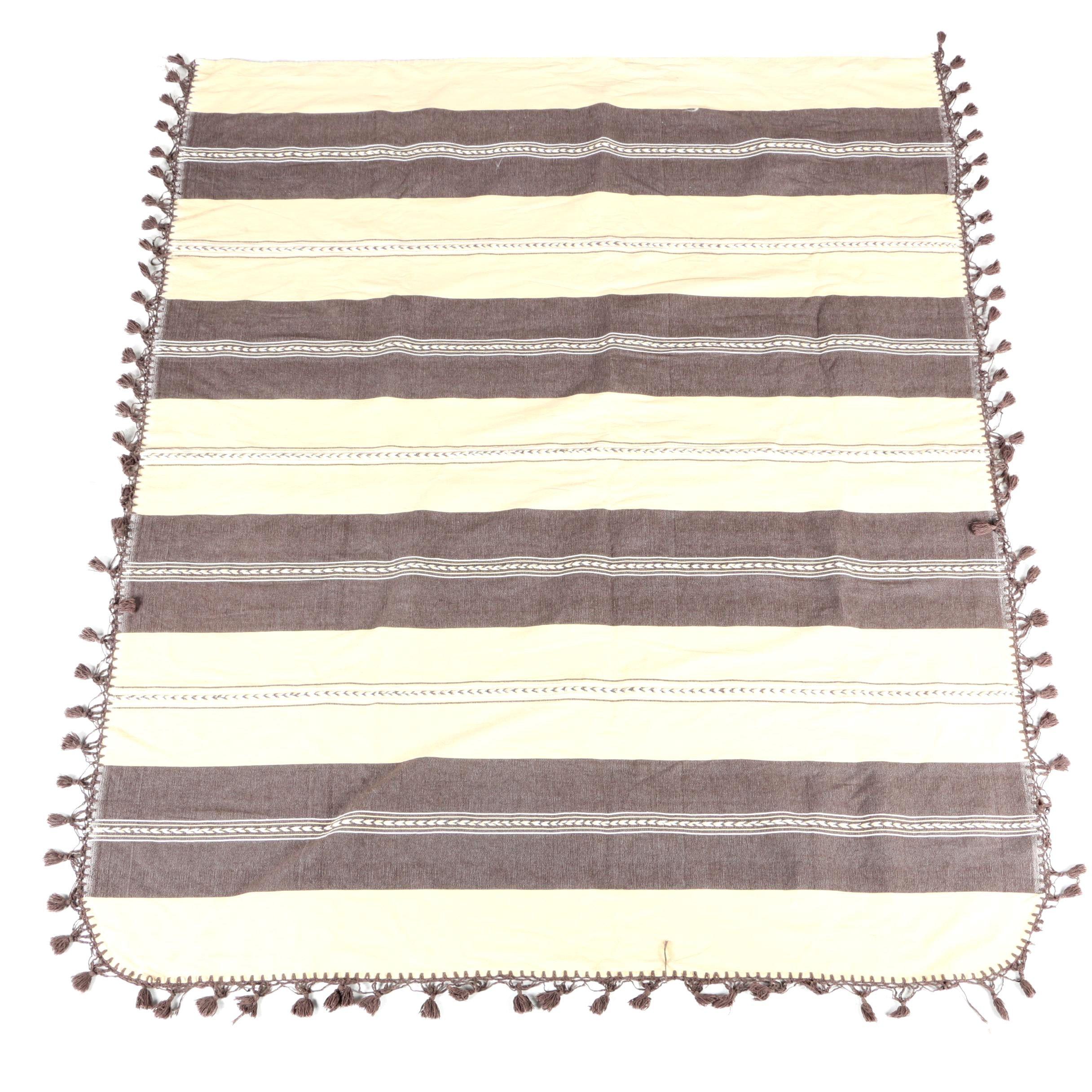 Vintage Southwestern Style Blanket