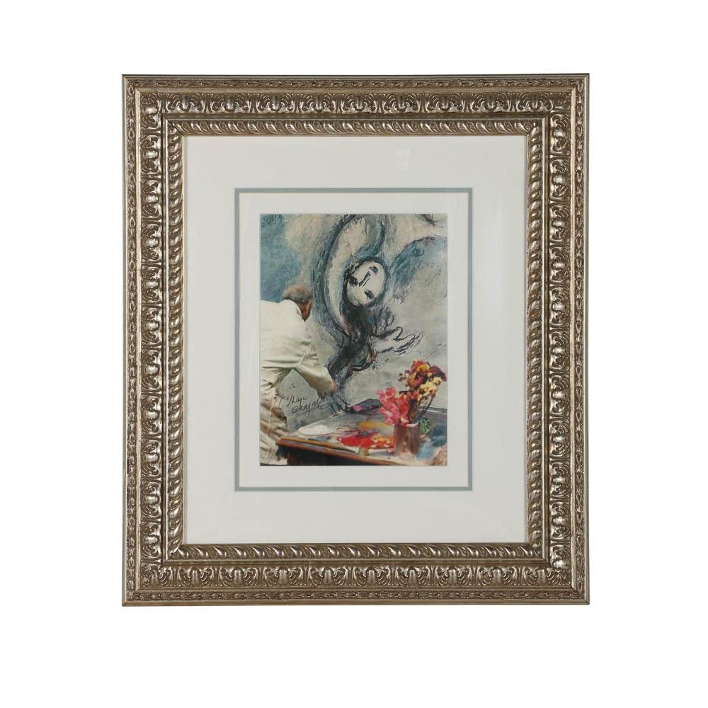 Giclée After Marc Chagall
