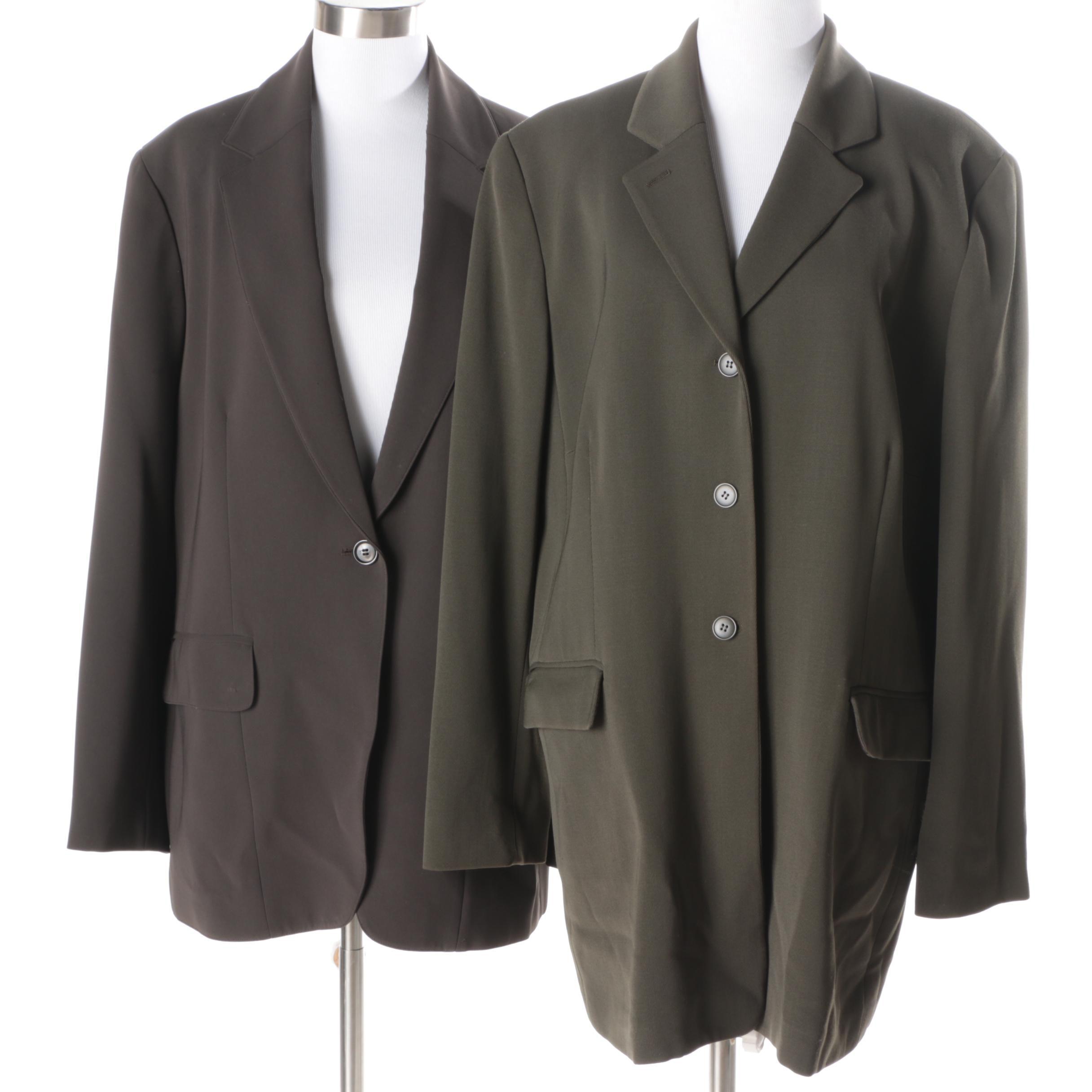 Women's Jones New York Car Coat and Jacket