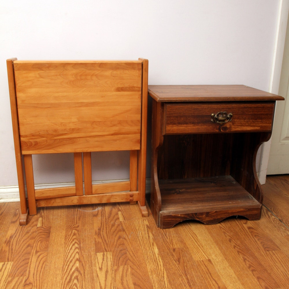 Pair of Accent Tables
