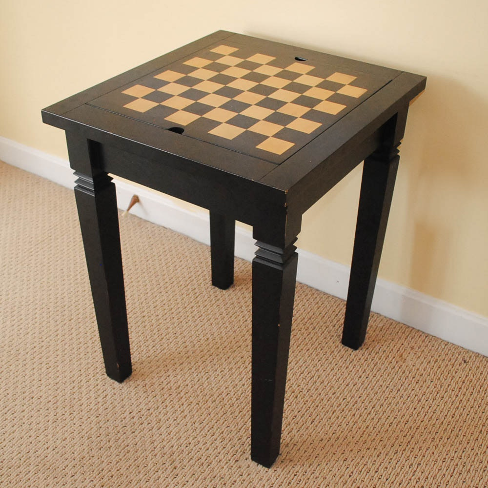 Game Table by Pottery Barn