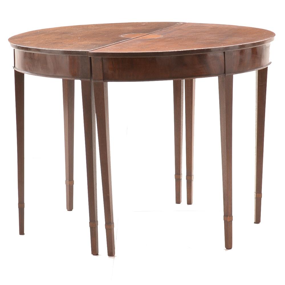 Pair of Antique Hepplewhite Tables