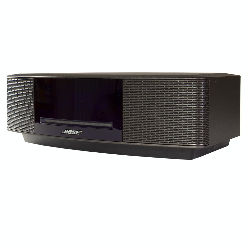 "Bose ""Wave IV"" Music System with Remote"