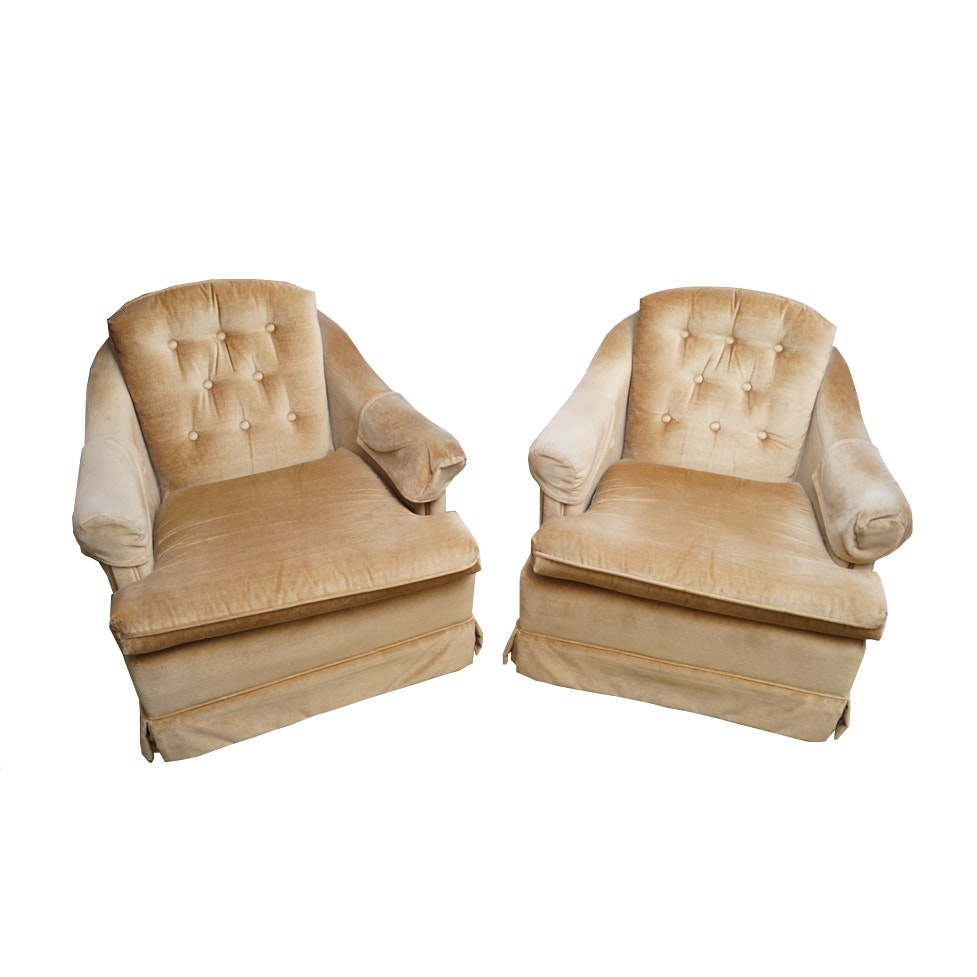 Pair of Vintage Club Chairs by Great Western