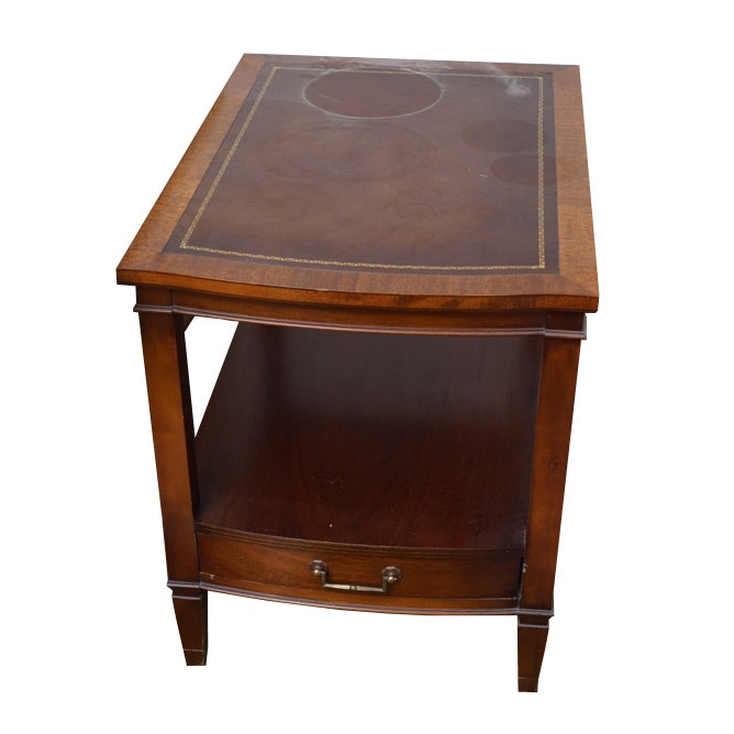 Vintage Federal Style Side Table