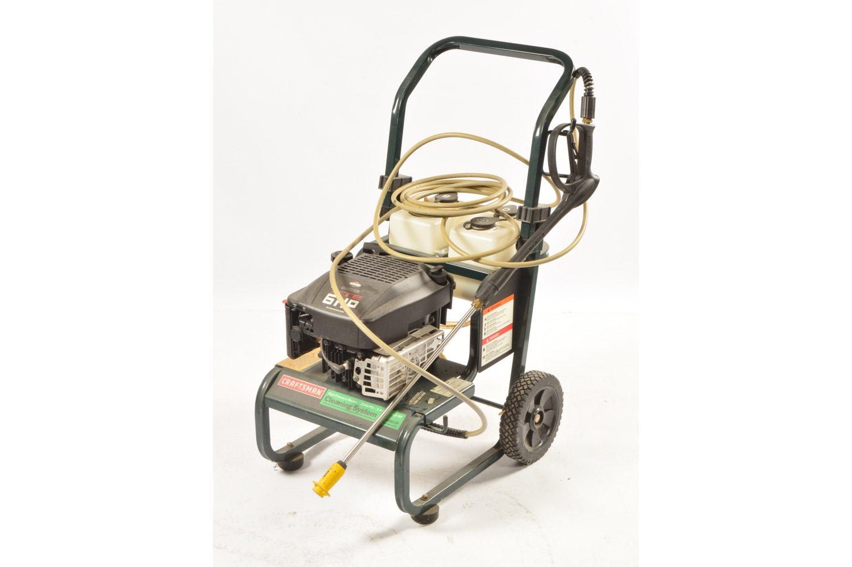 Craftsman Power Washer