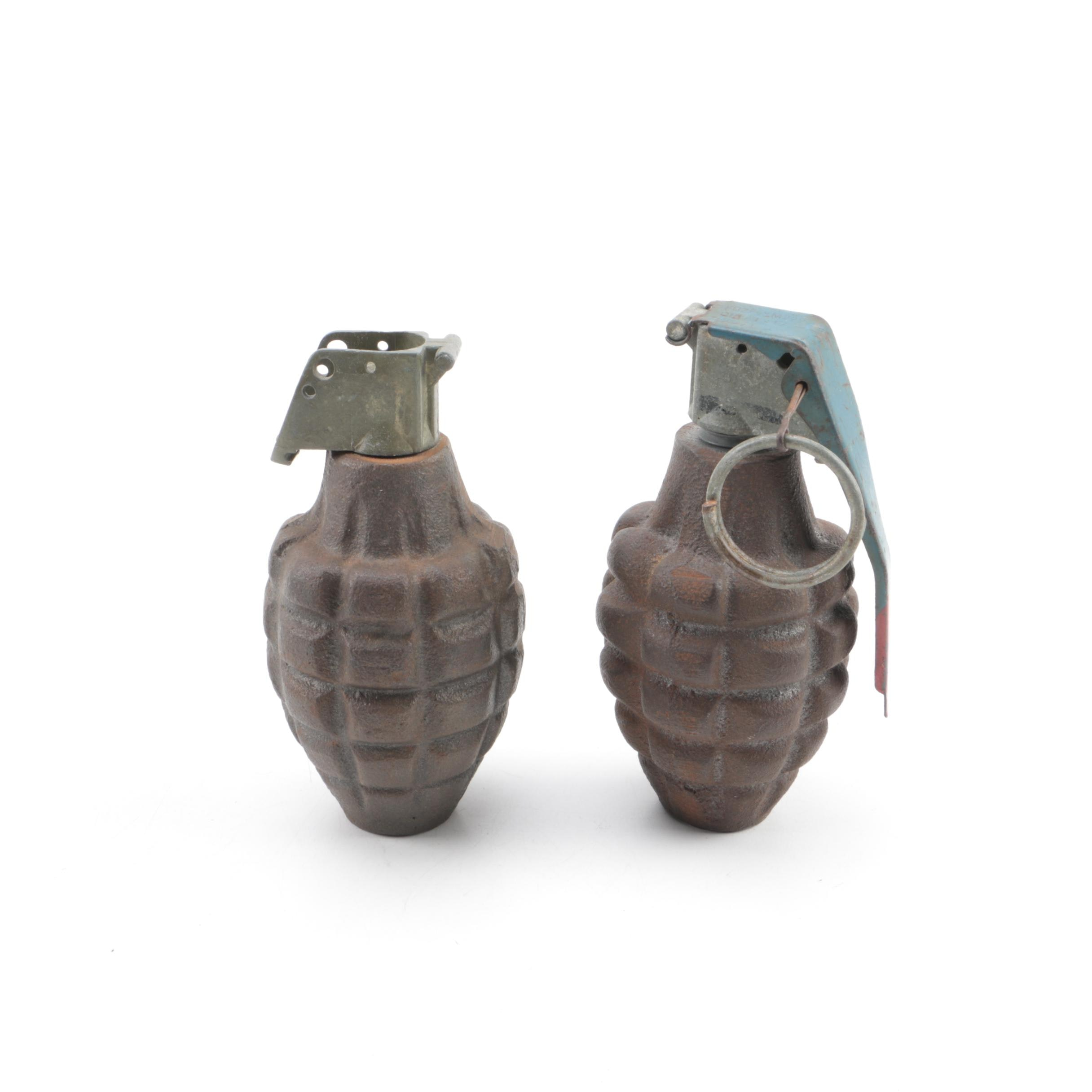 Mk II Pineapple Grenade Paperweights