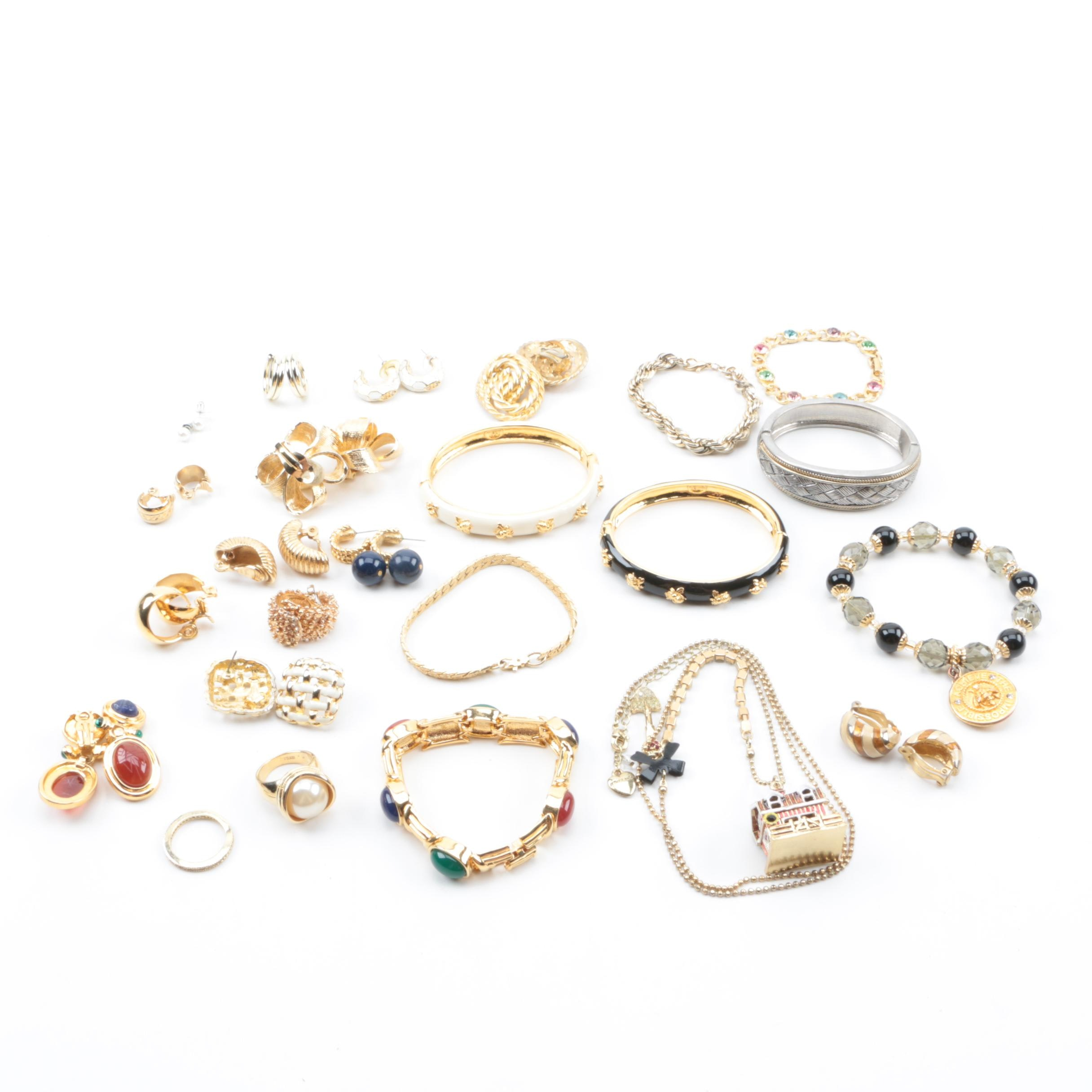 Collection of Jewelry Including Joan Rivers