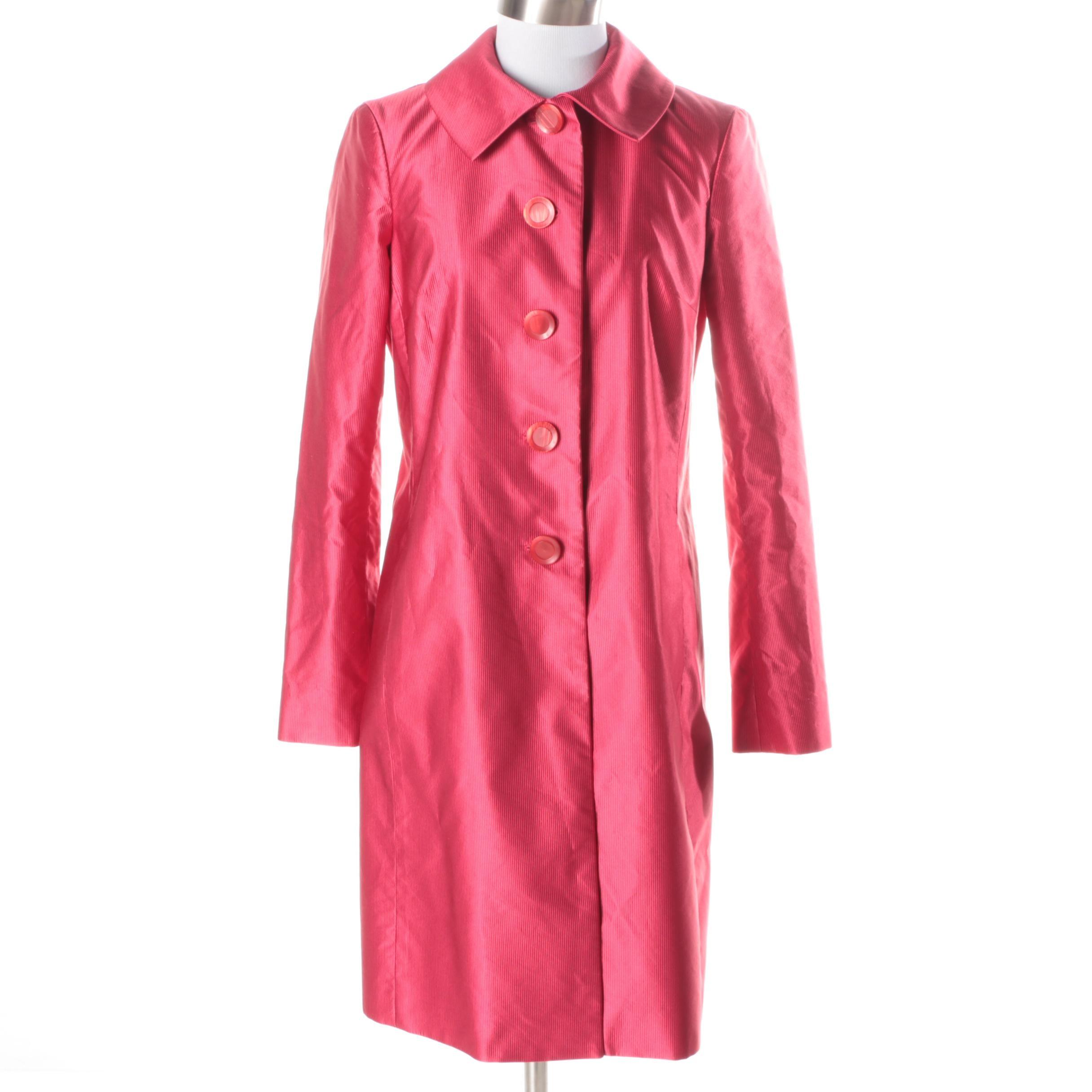 Women's Sigrid Olsen Overcoat