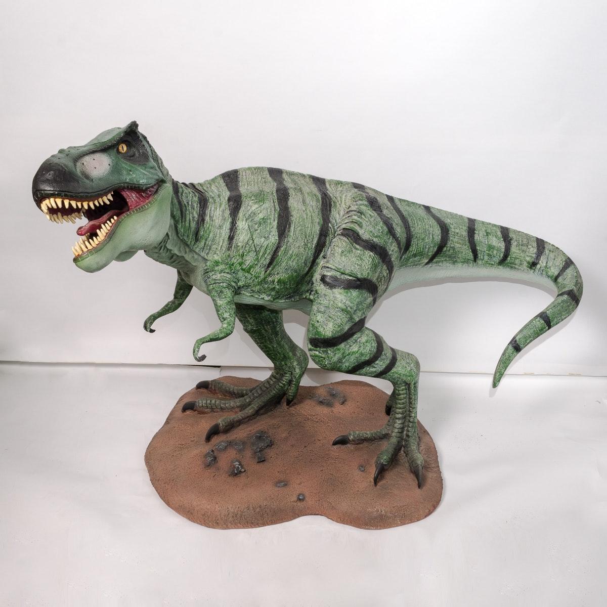 Tyrannosaurus Dinosaur Sculpture