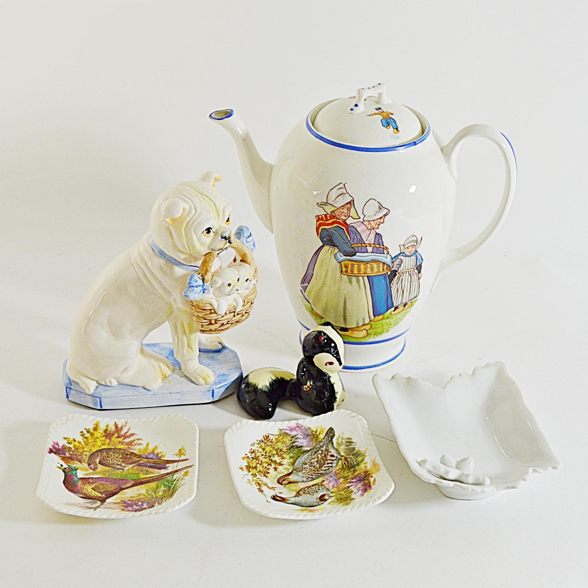 Vintage Porcelain Collectibles