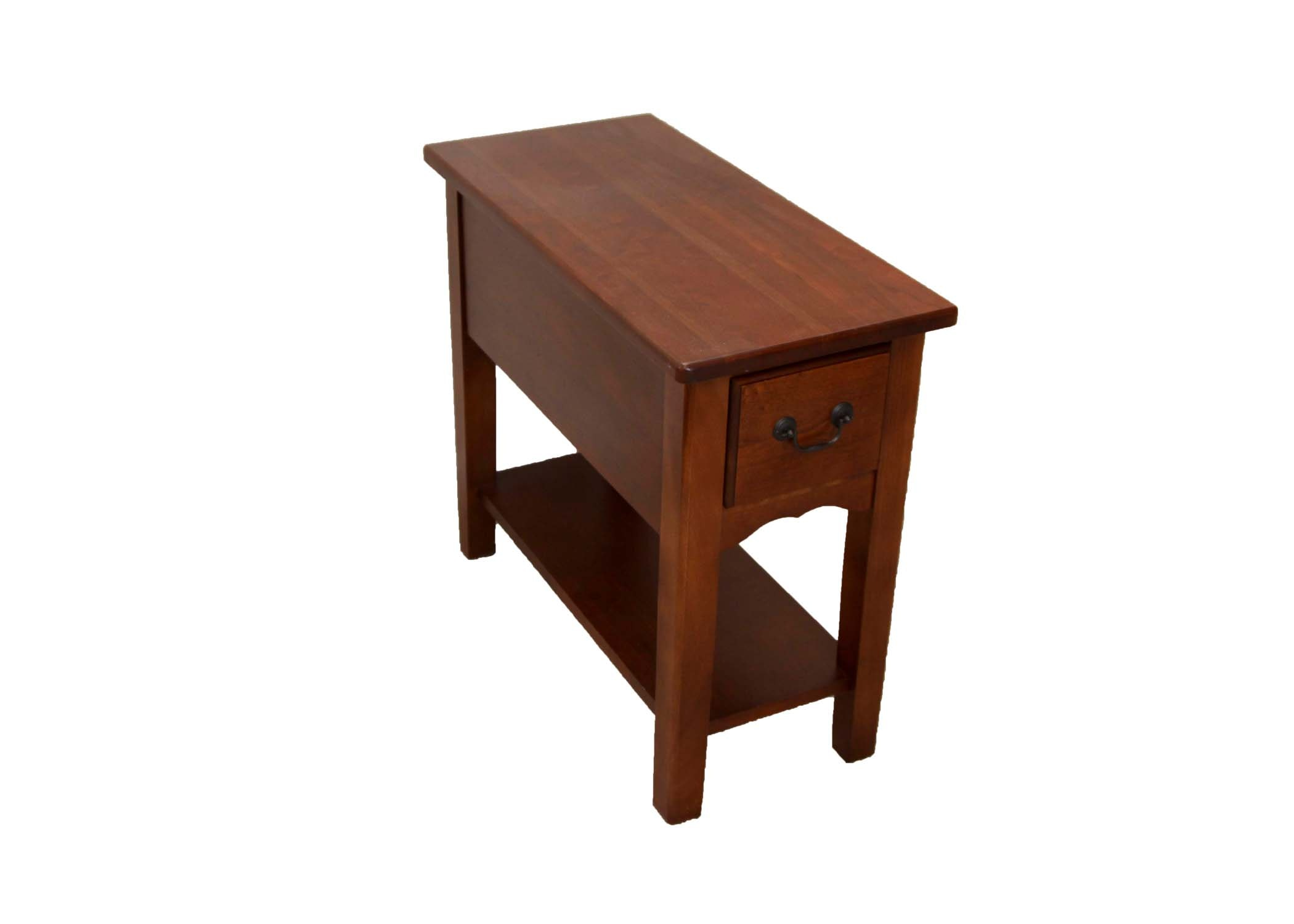 Amish Handcrafted Side Table