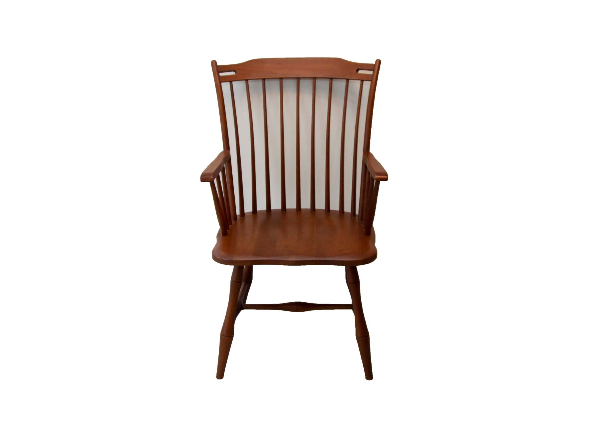 "Amish ""Quality Crafted"" Chair"