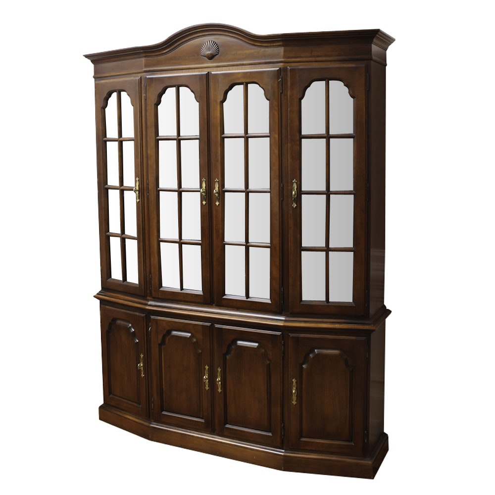 Delicieux China Cabinet From Hickory Chair ...
